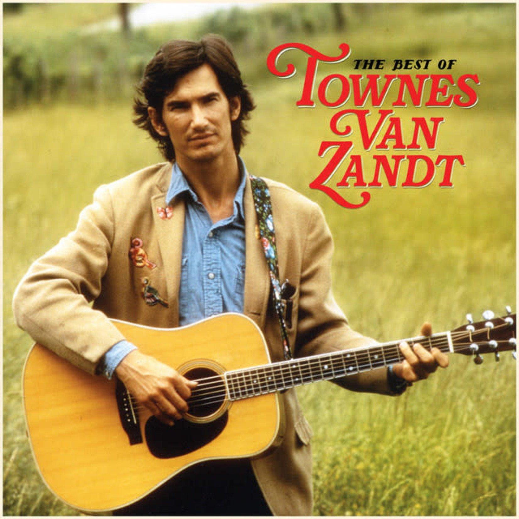 Vinyl Townes Van Zandt - Best Of