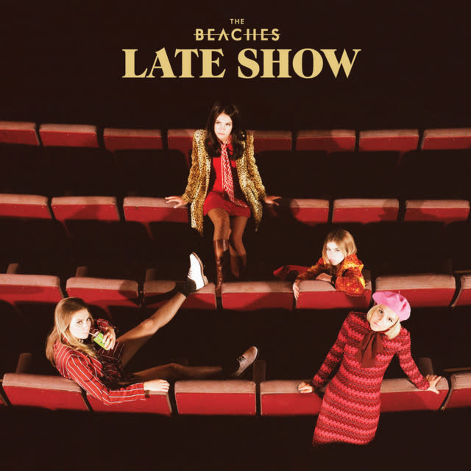 Vinyl The Beaches - Late Show