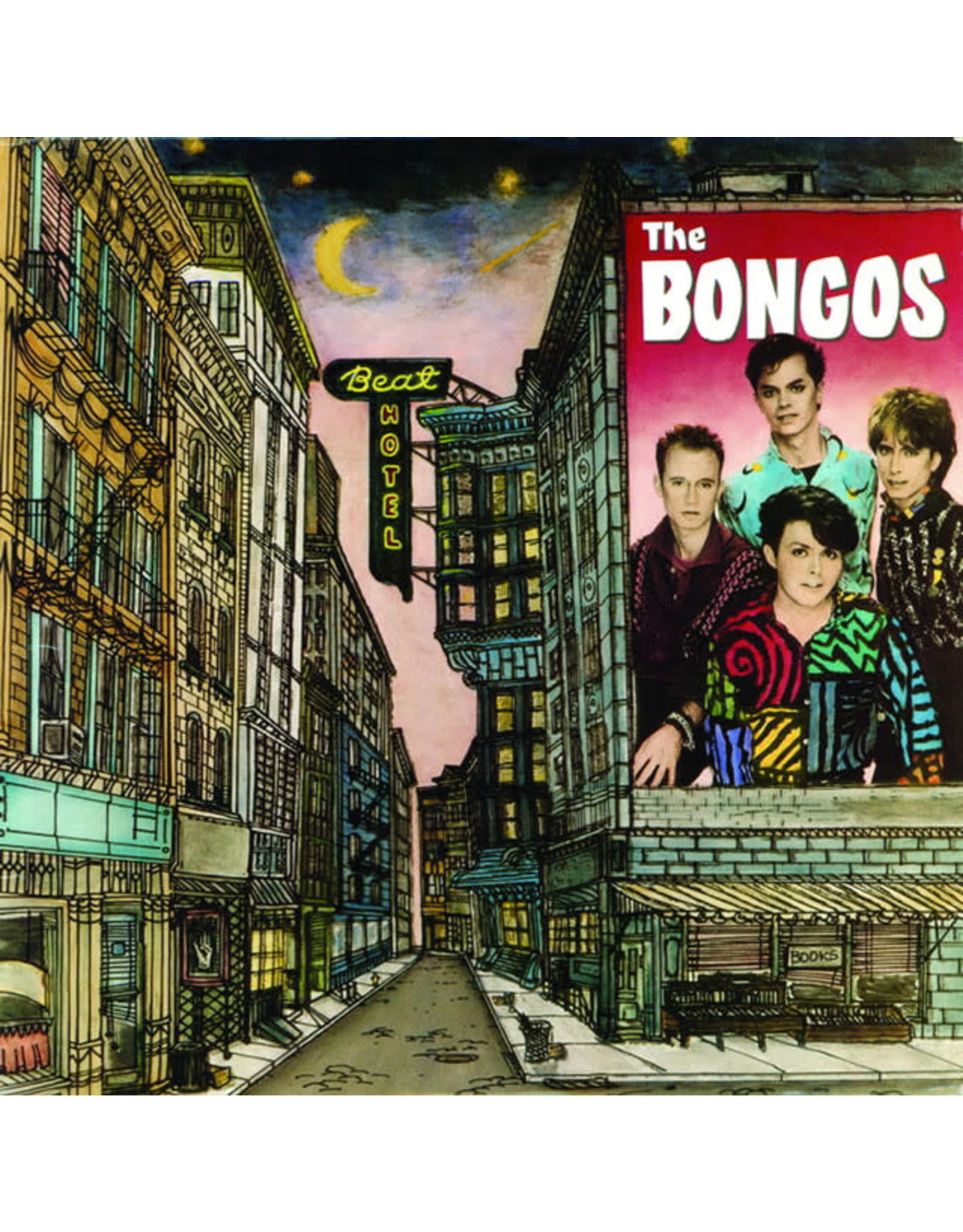 Vinyl The Bongos - Beat Hotel