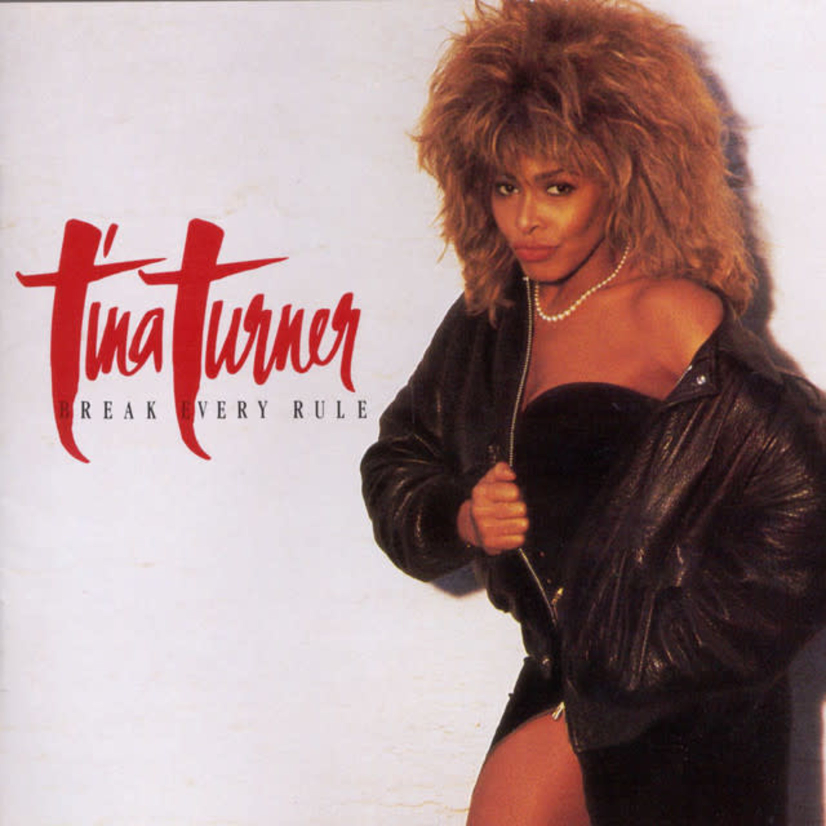 Vinyl Tina Turner - Break Every Rule