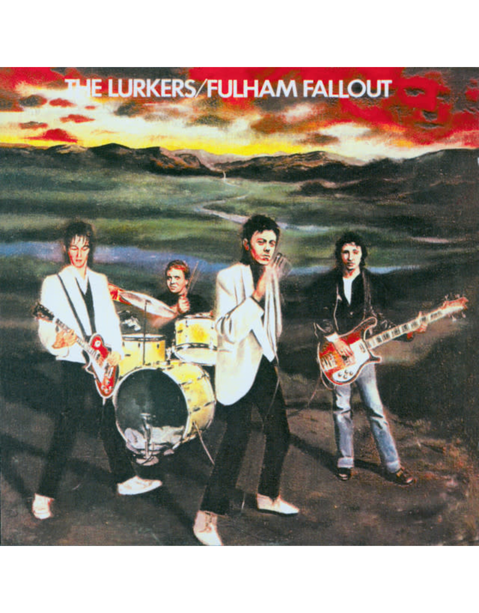 Vinyl The Lurkers - Fulham Fallout