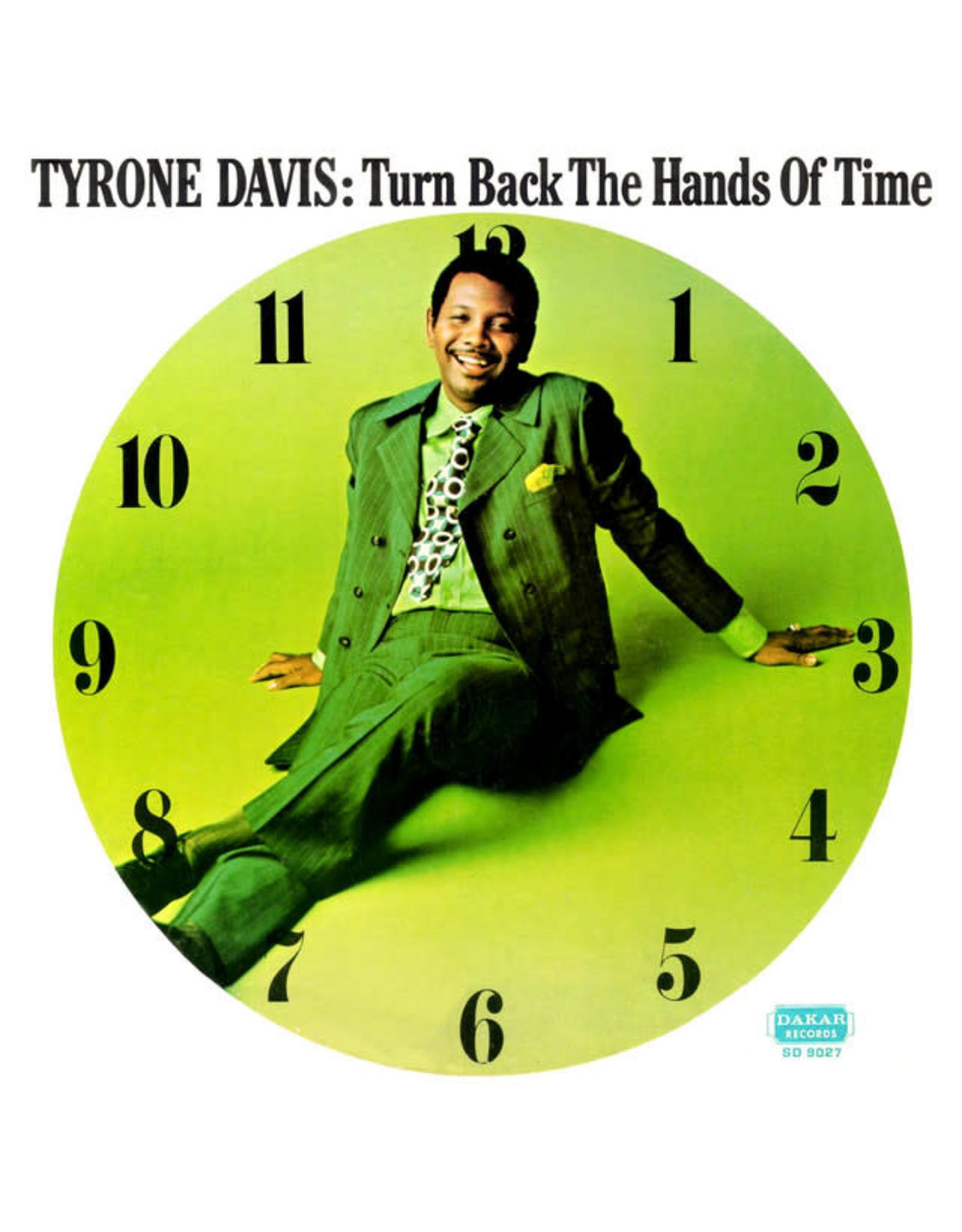 Vinyl Tyrone Davis - Turn Back The Hands Of Time