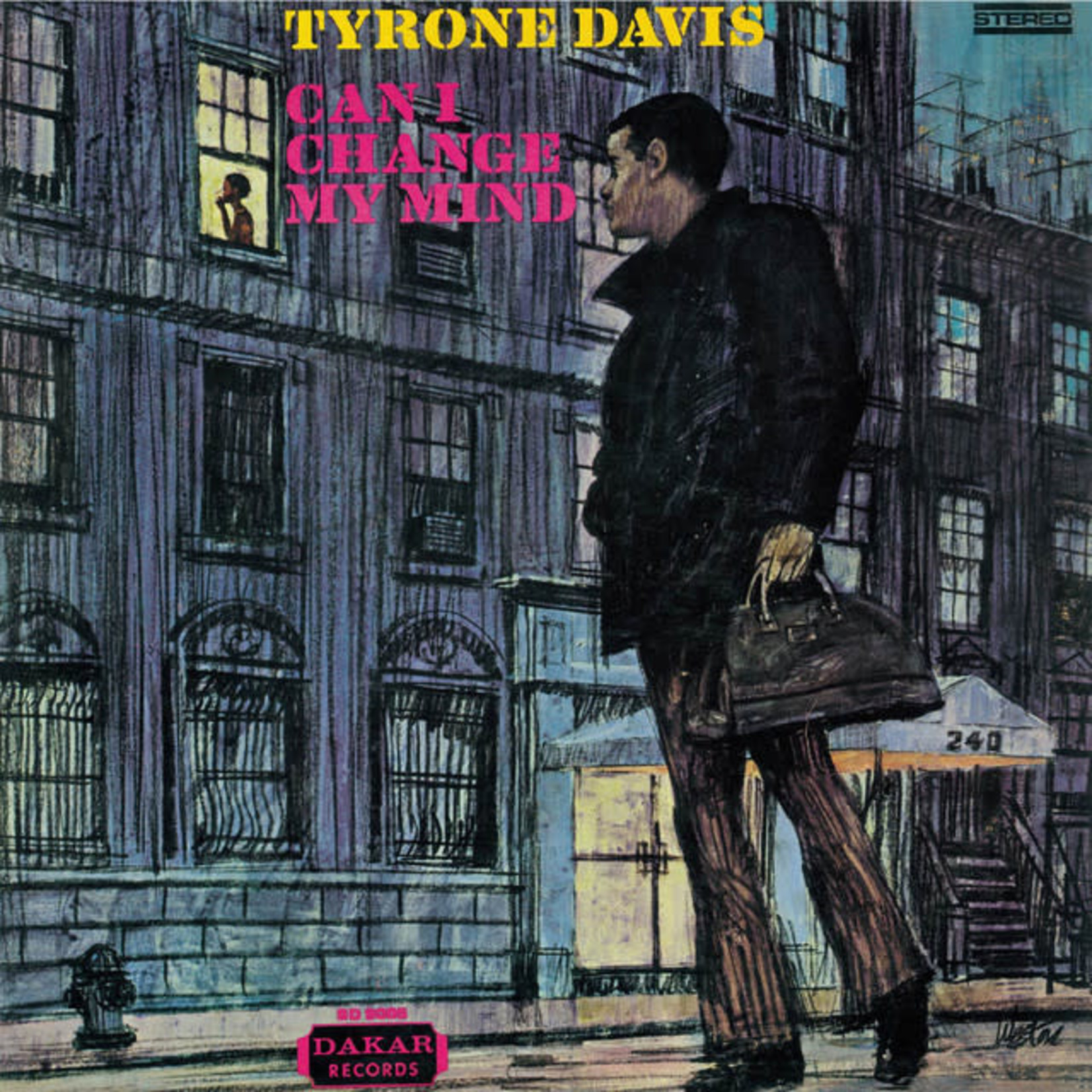 Vinyl Tyrone Davis - Can I Change My Mind
