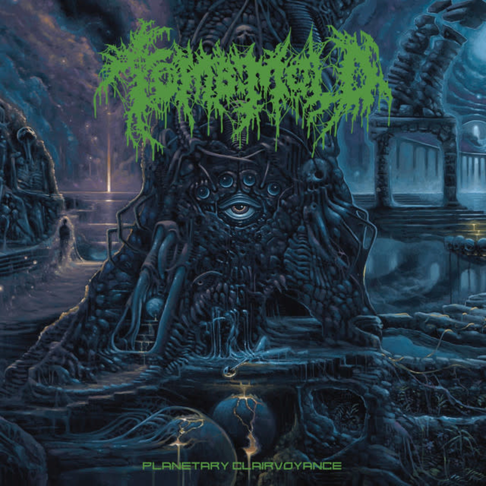 Vinyl Tomb Mold - Planetary Clairvoyance