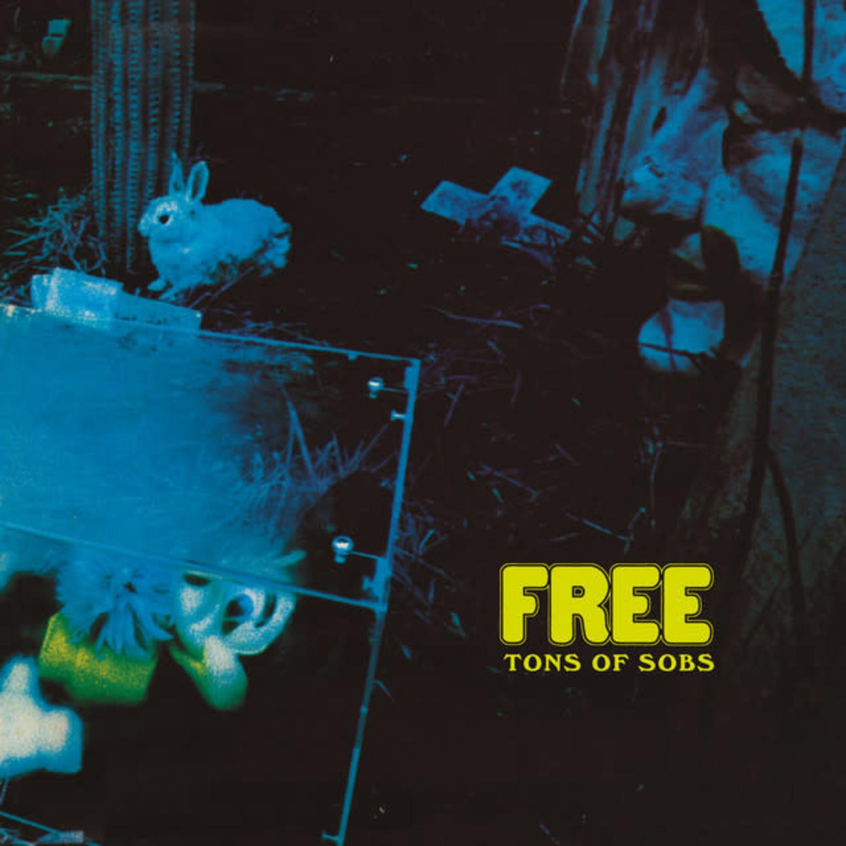 Vinyl Free - Tons Of Sobs