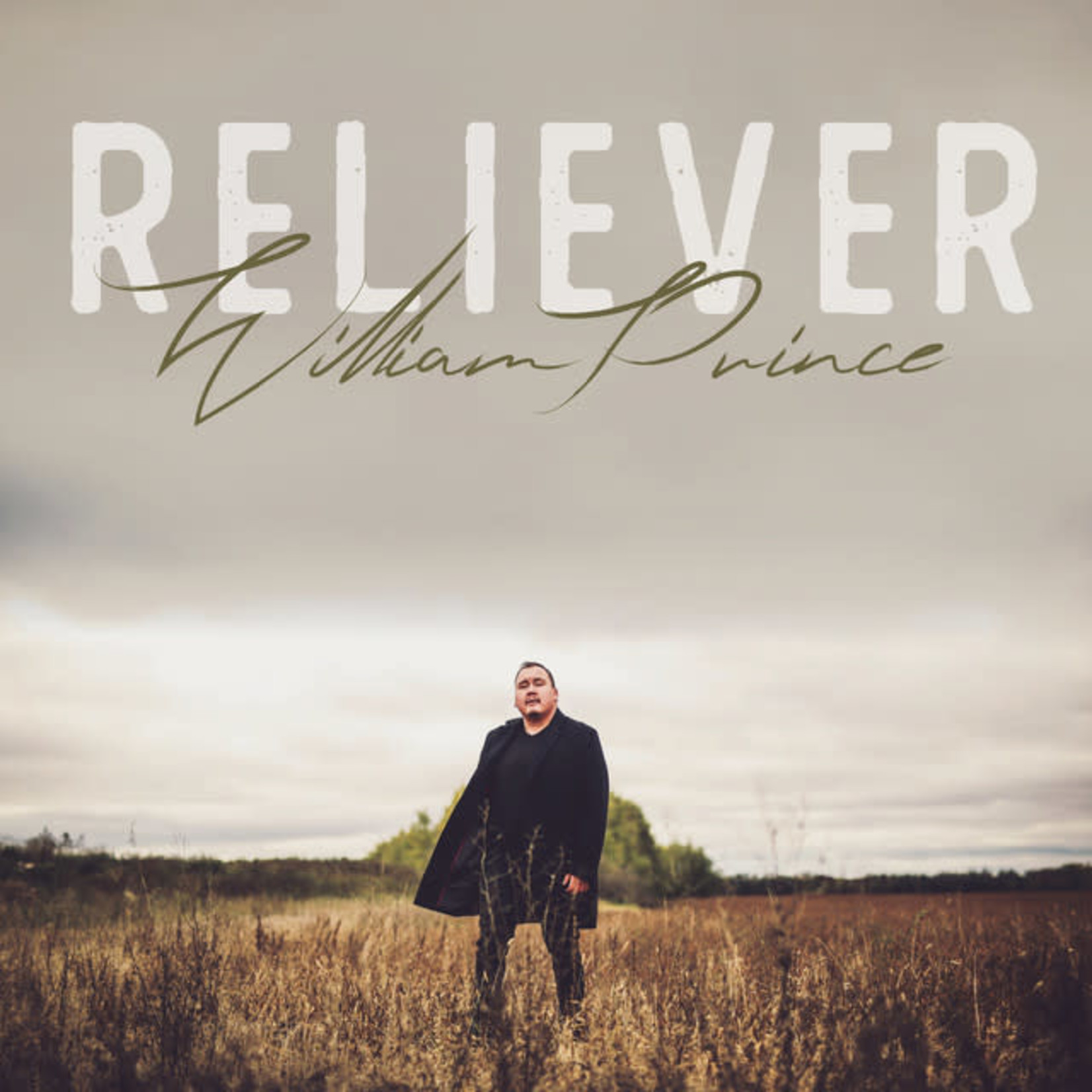Vinyl William Prince - Reliever