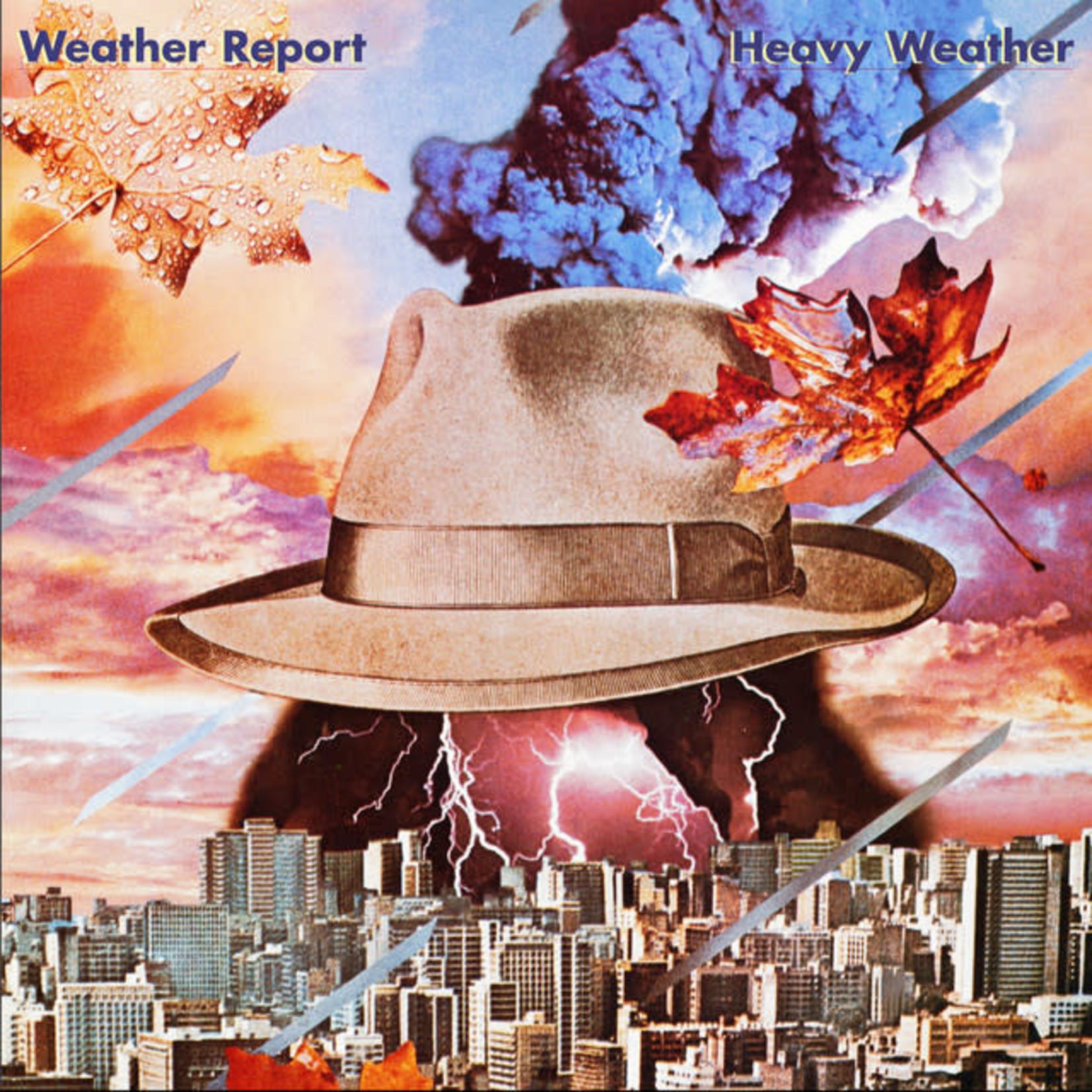 Vinyl Weather Report - Heavy Weather