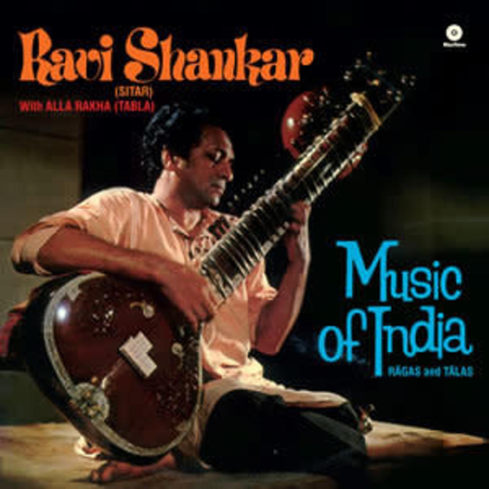 Vinyl Ravi Shankar - Music Of India
