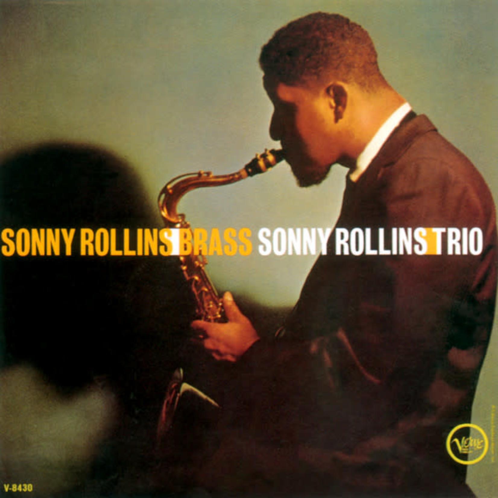 Vinyl Sonny Rollins Trio - Brass