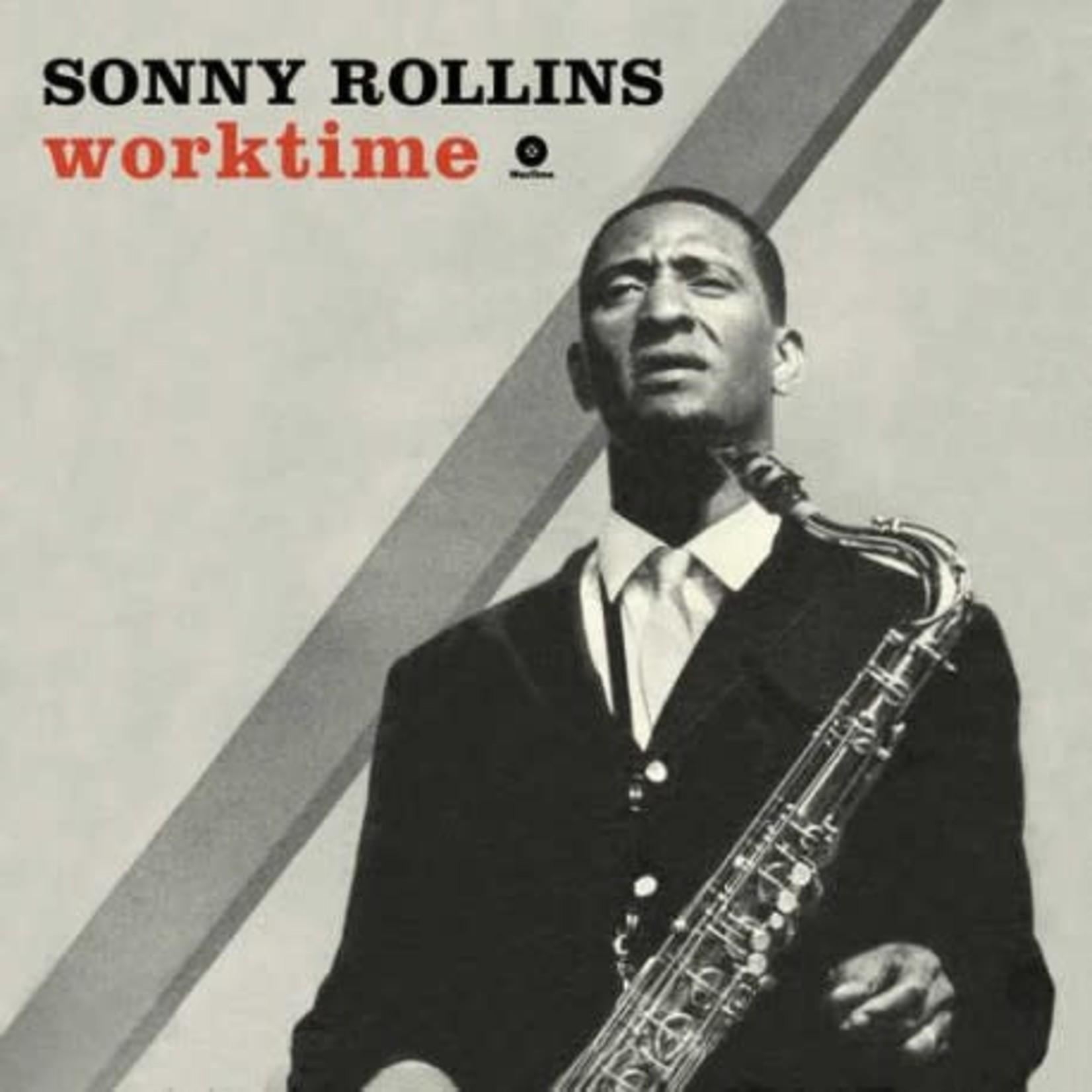 Vinyl Sonny Rollins - Worktime