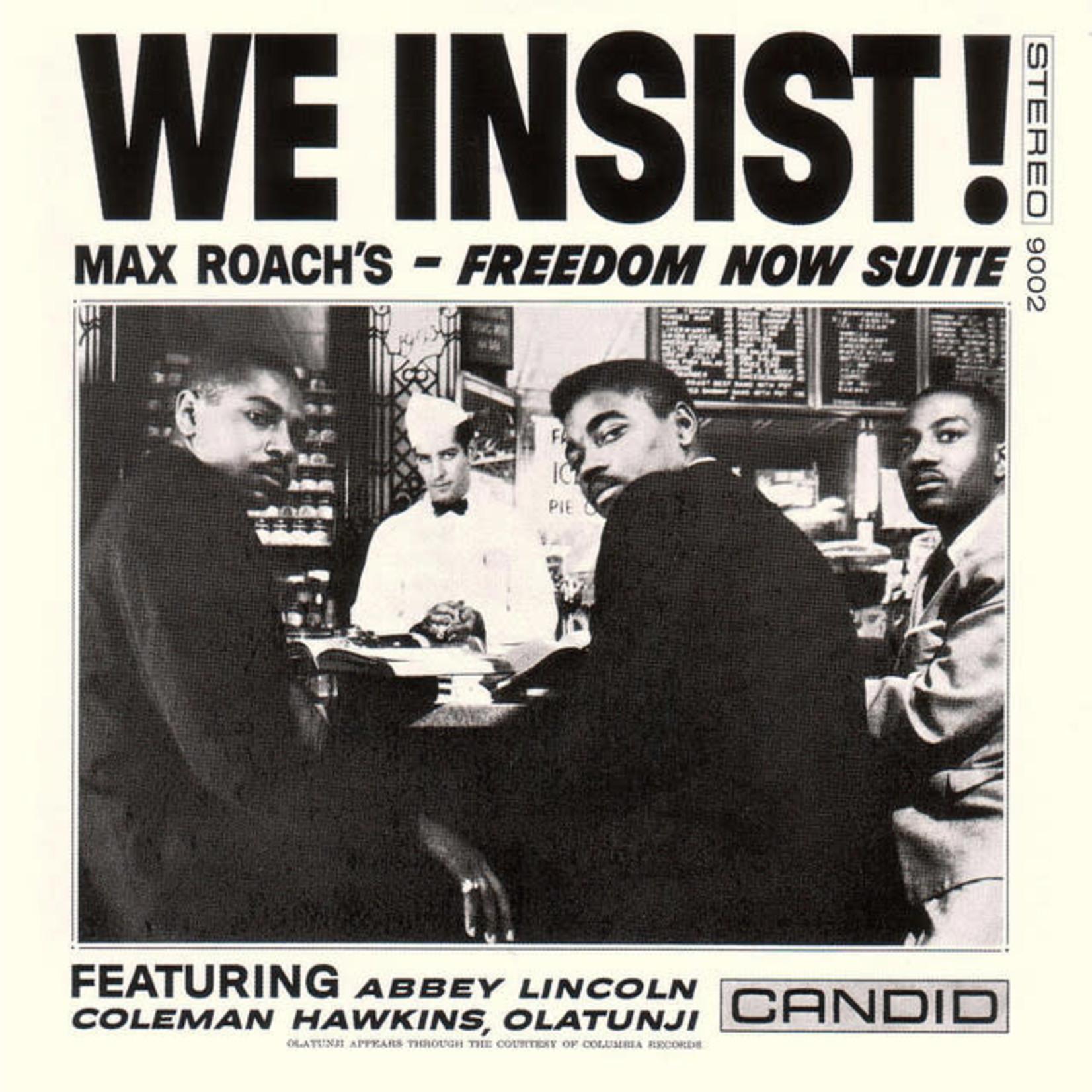 Vinyl Max Roach's - We Insist