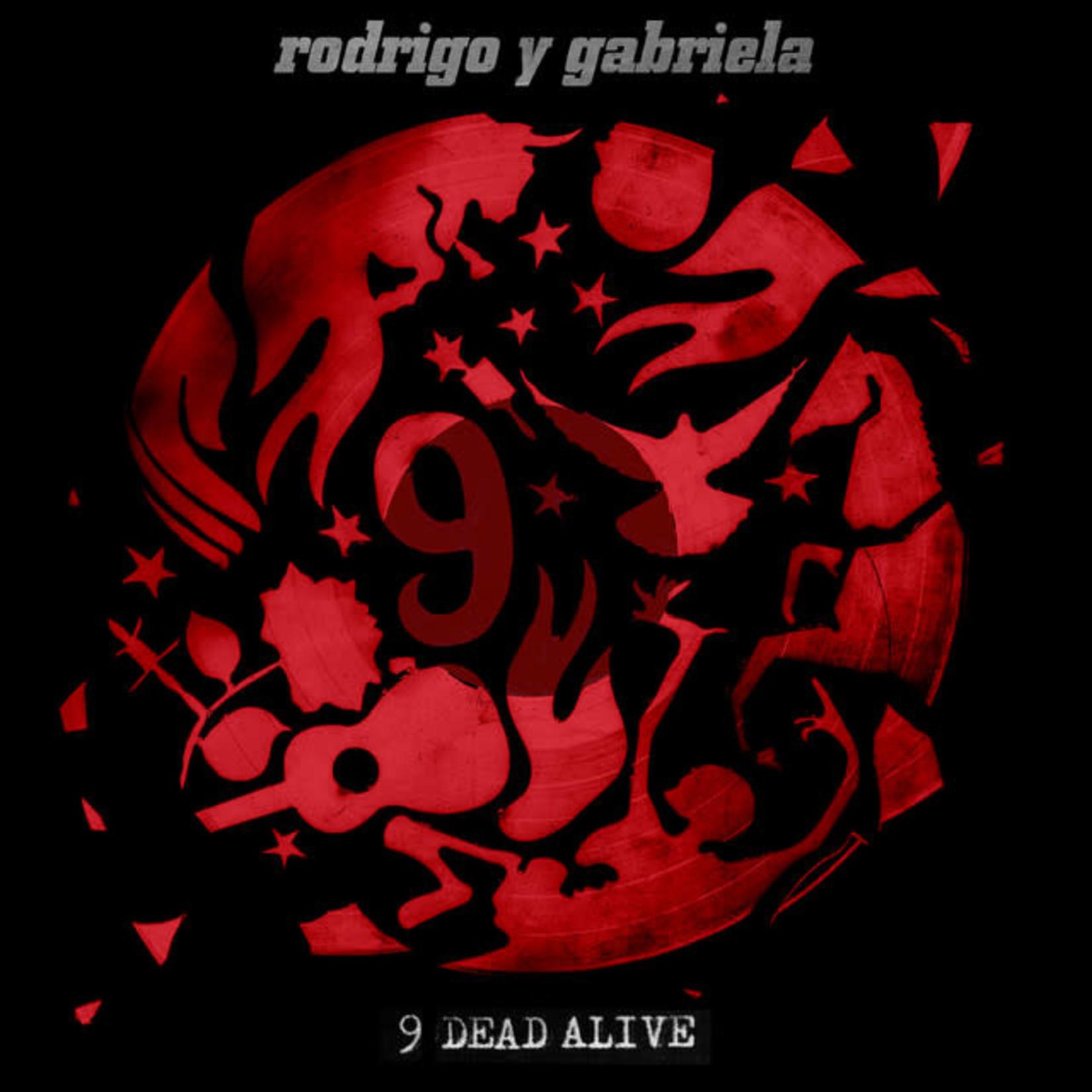 Vinyl Rodrigo Y Gabriela - 9 Dead Alive