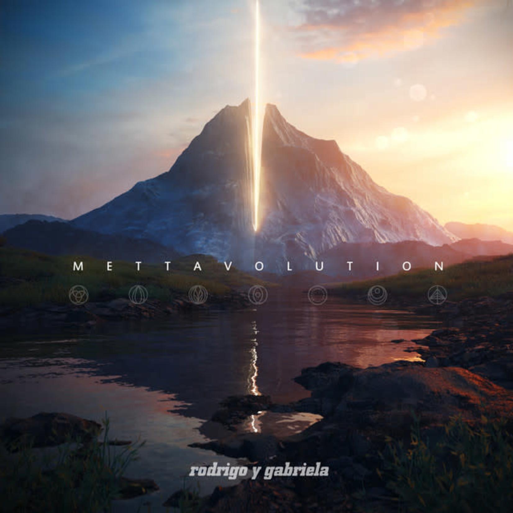 Vinyl Rodrigo Y Gabriela - Metavoution