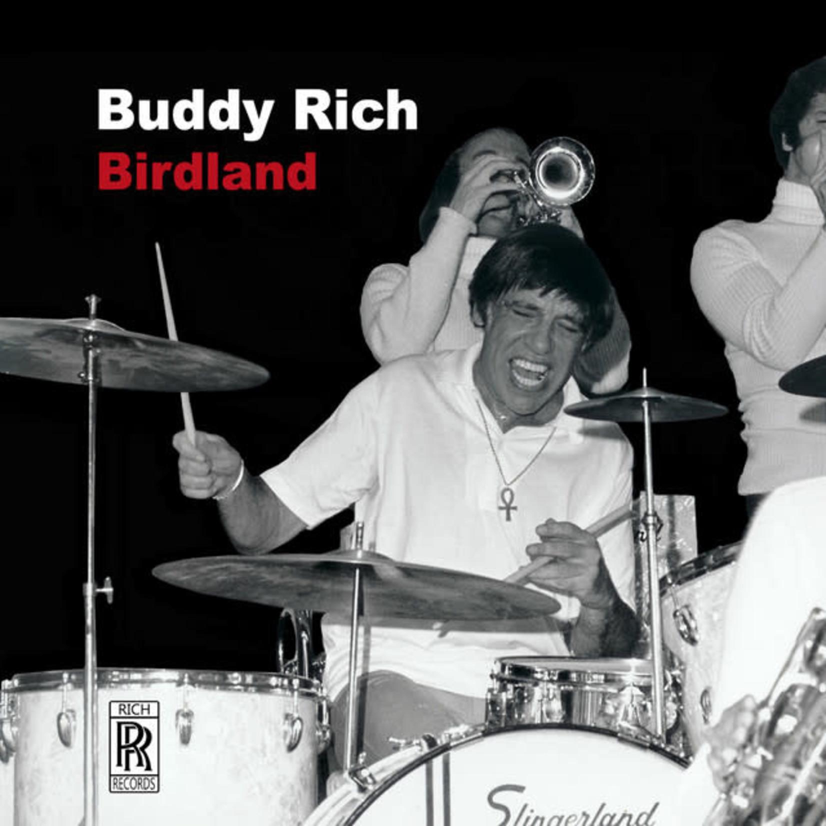 Vinyl Buddy Rich - Birdland