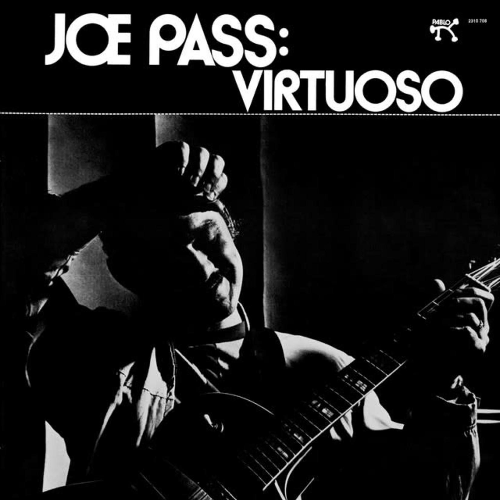 Vinyl Joe Pass - Virtuoso
