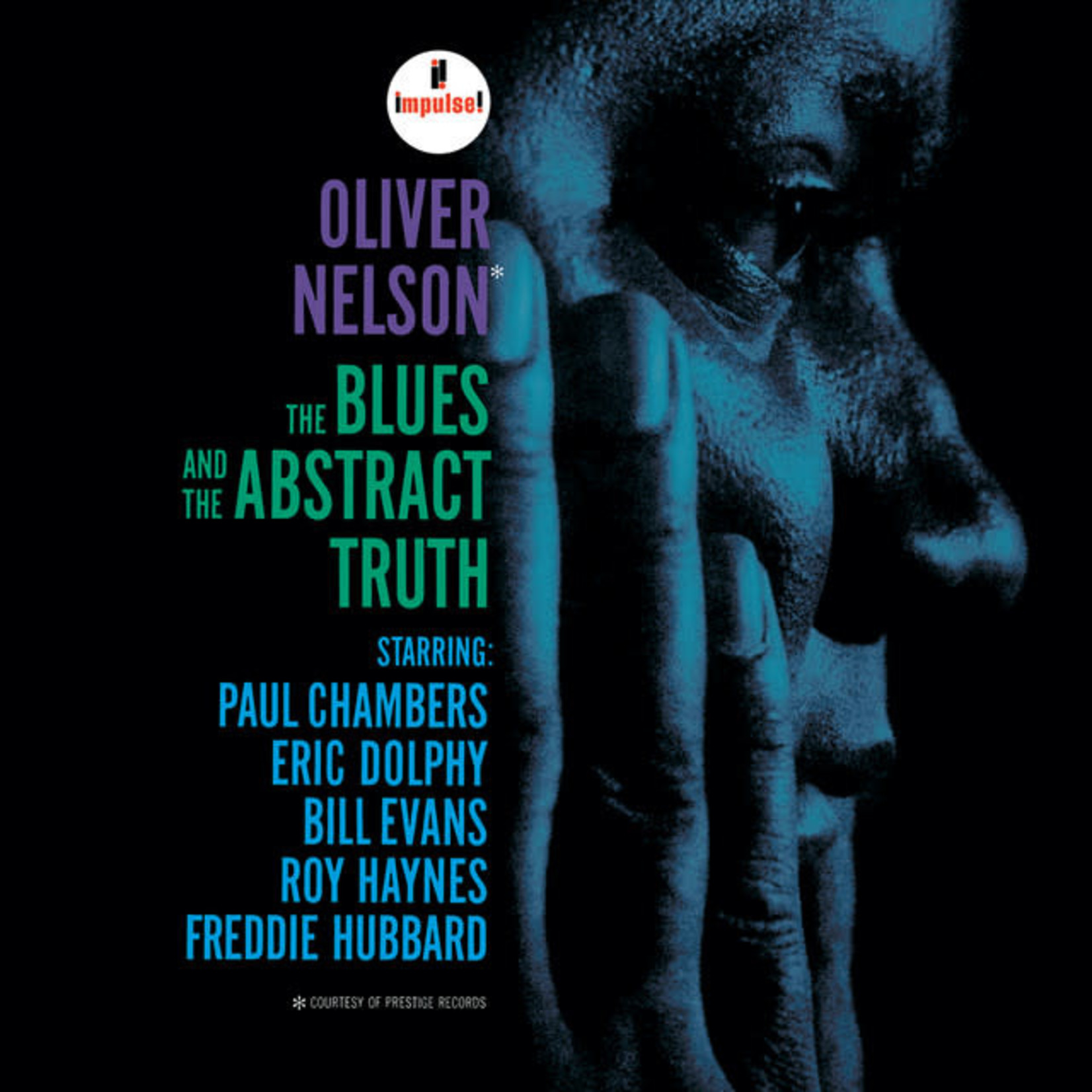 Vinyl Oliver Nelson - The Blues And The Abstract Truth