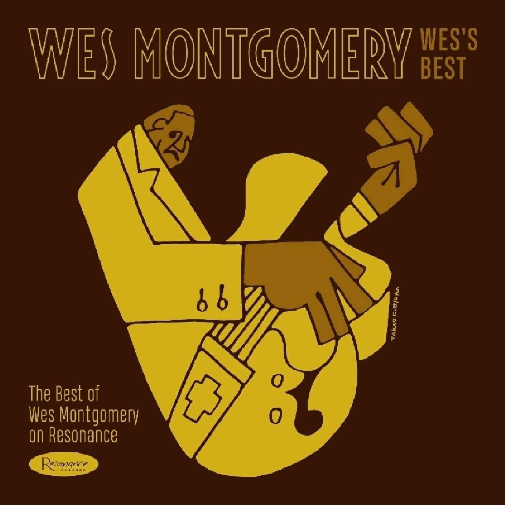 Vinyl Wes Montgomery - Wes's Best: The Best of Wes Montgomery