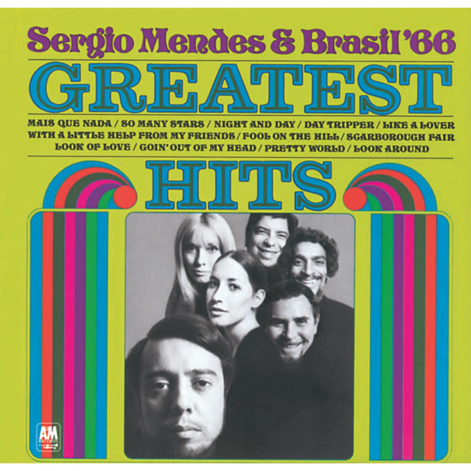 Vinyl Sergio Mendes & Brasil'66 - Greatest Hits