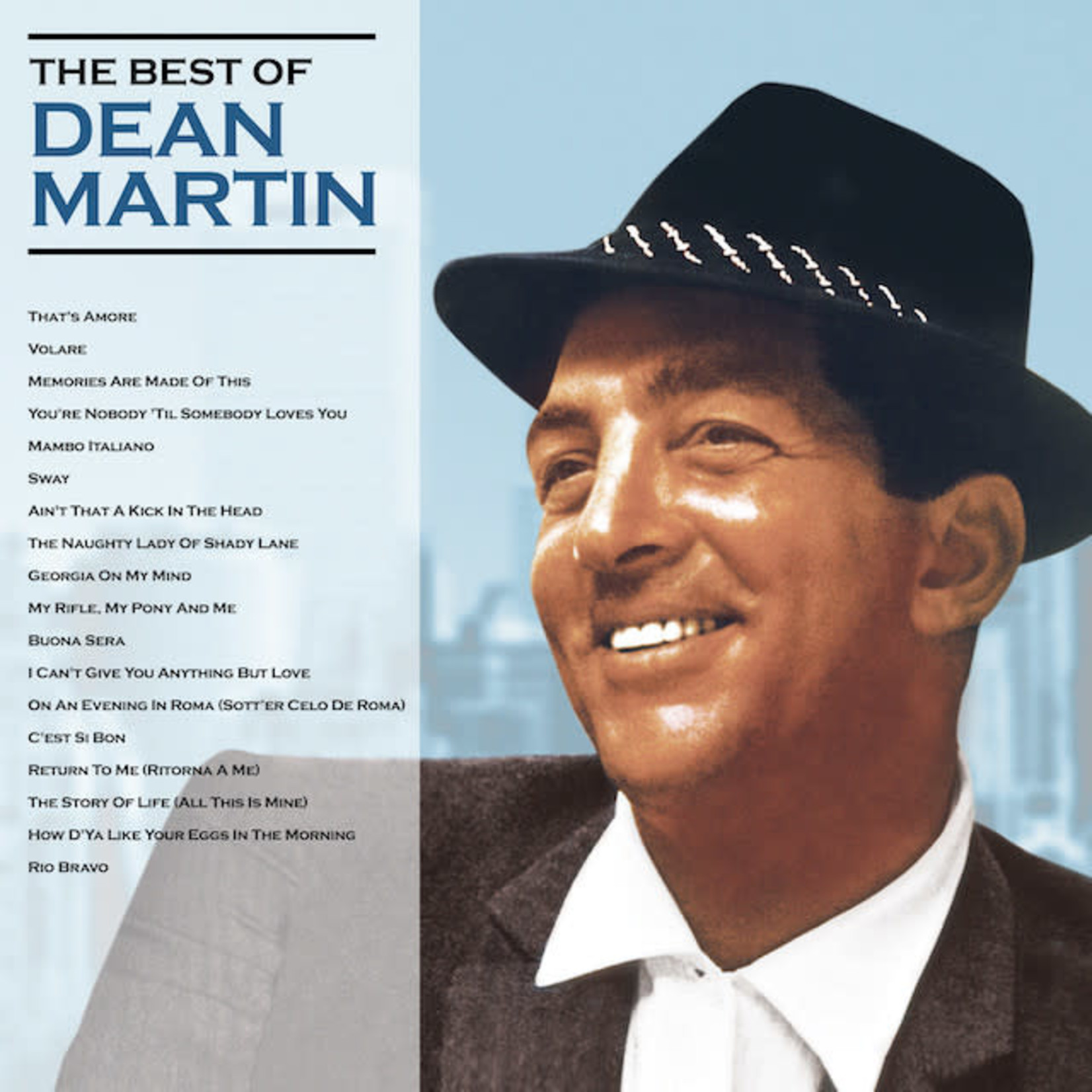 Vinyl Dean Martin - The Best Of