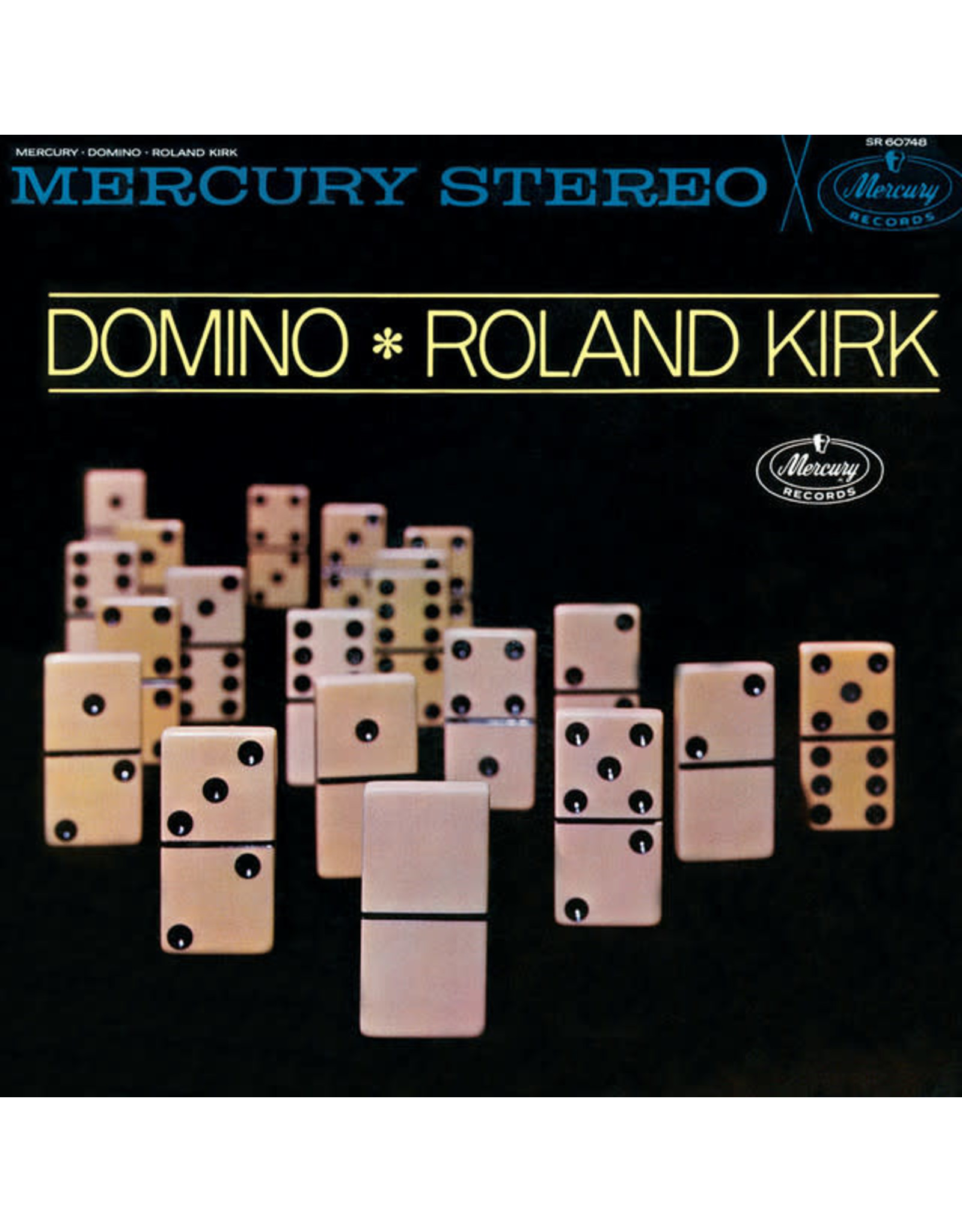 Vinyl Roland Kirk - Domino.  Final Sale