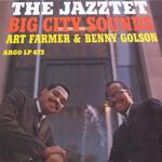 Vinyl Art Farmer & Benny Golson - The Jazztet Big City Sound