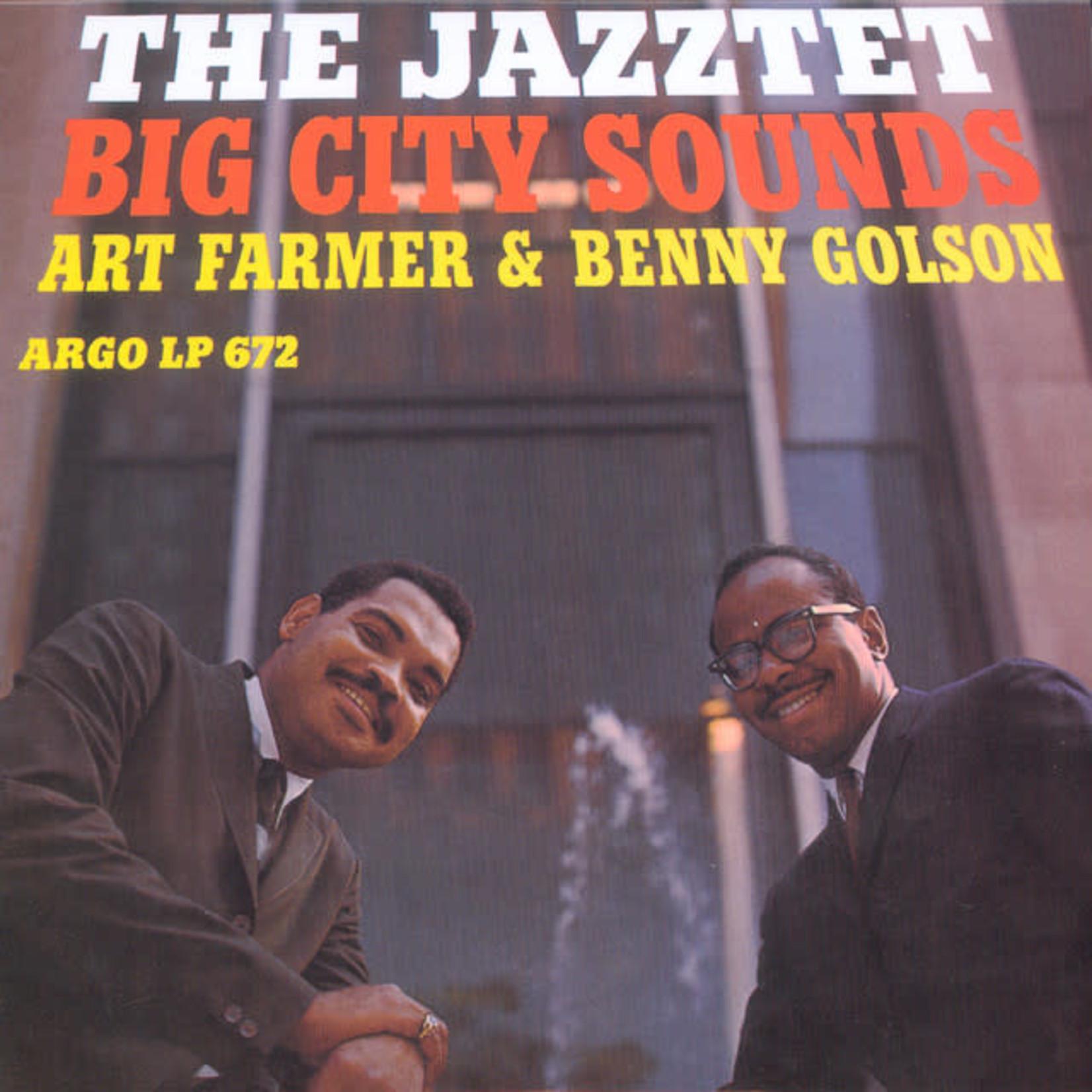 Vinyl Art Farmer & Benny Golson - The Jazztet Big City Sound.   $$