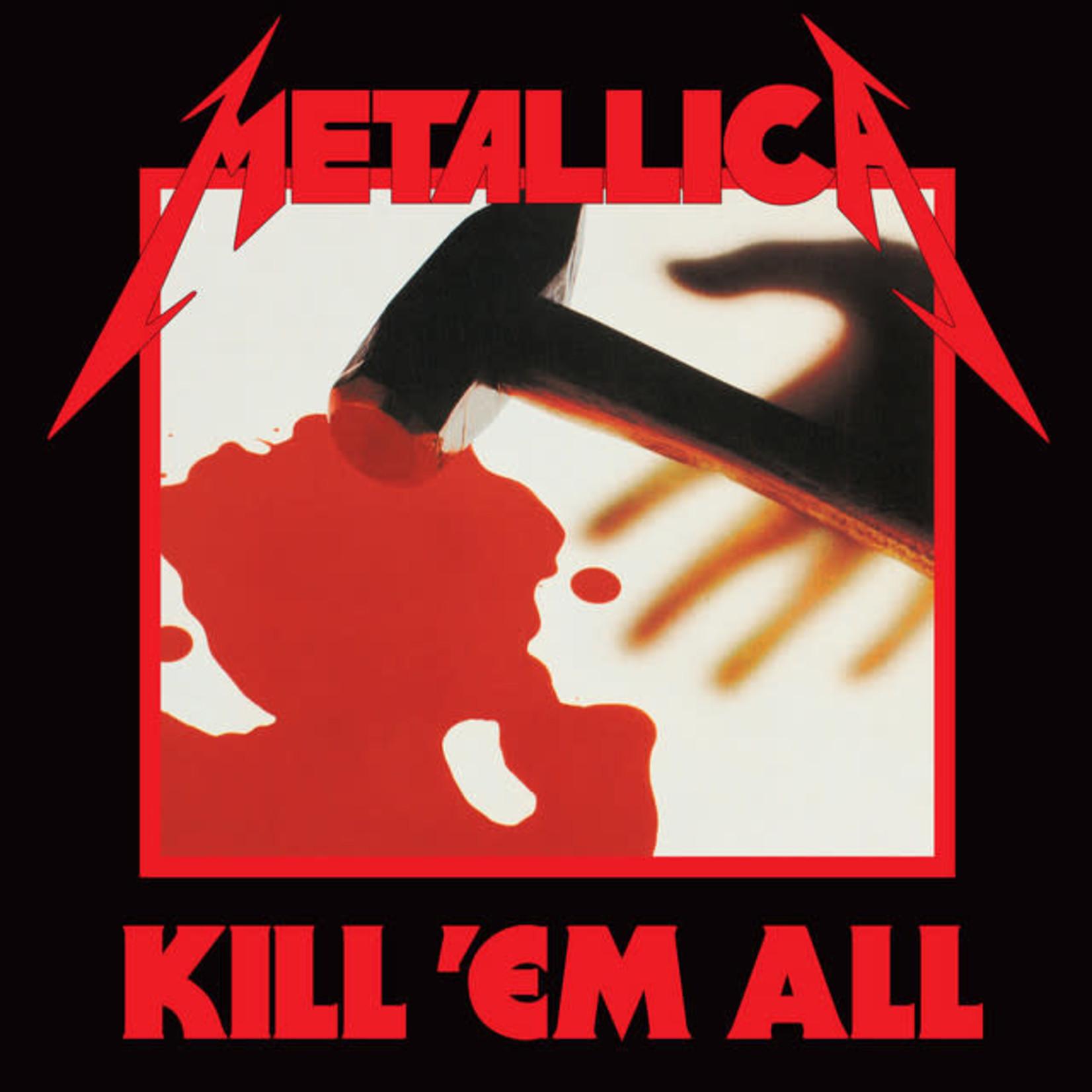 Vinyl Metallica - Kill 'em All