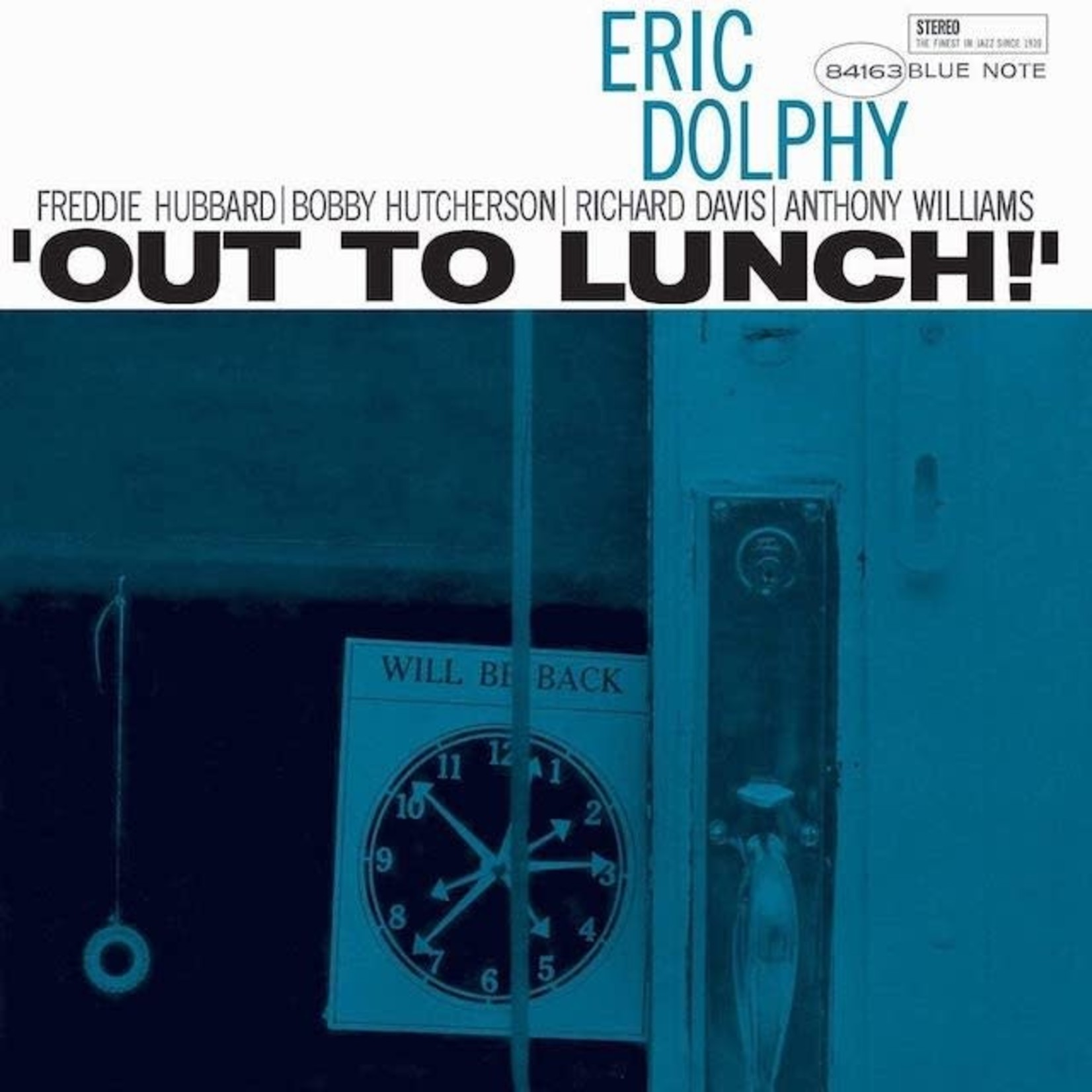 Vinyl Eric Dolphy - Out To Lunch