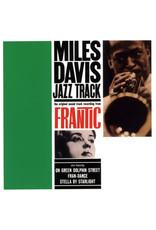 Vinyl Miles Davis - Jazz Track (Frantic).   Final Sale