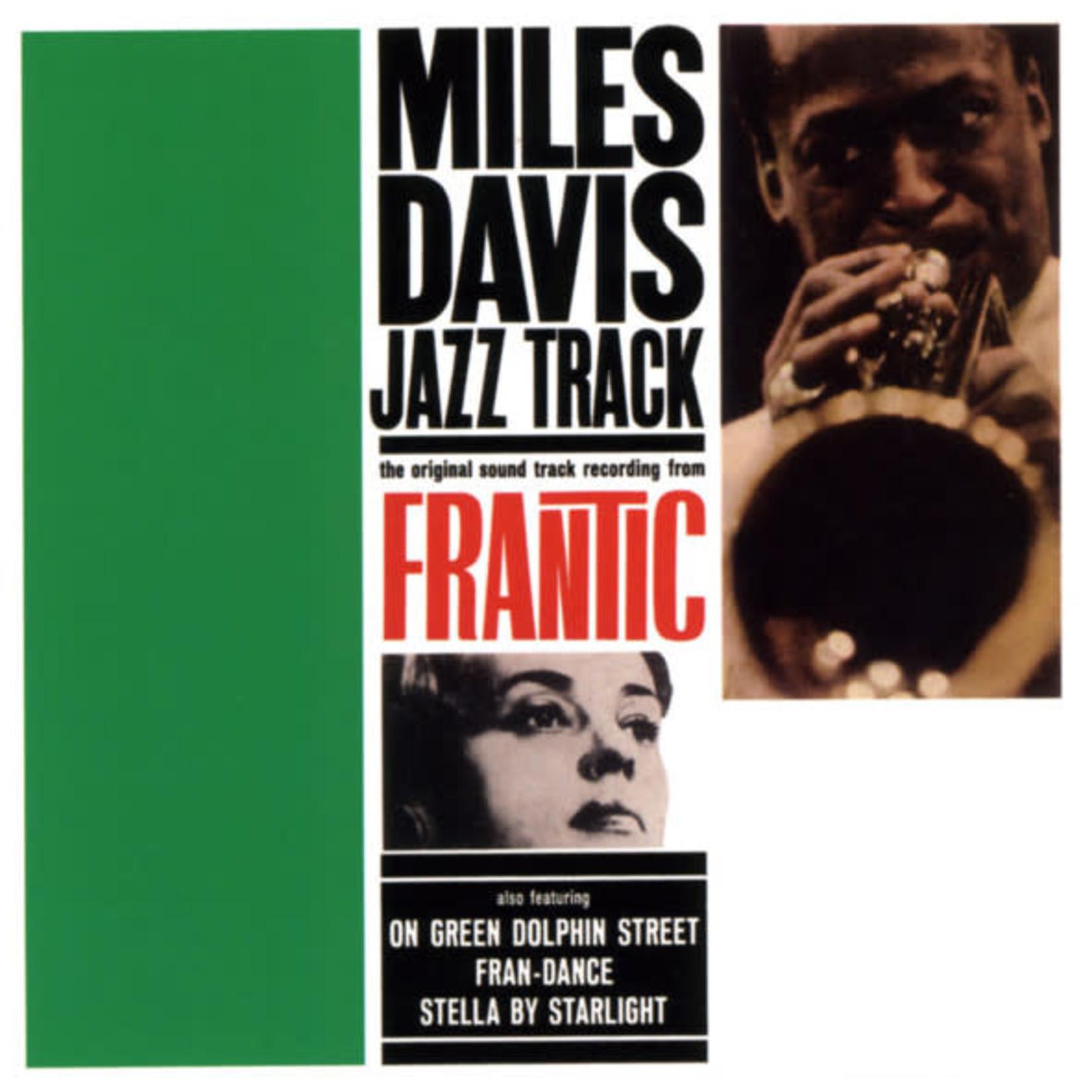 Vinyl Miles Davis - Jazz Track (Frantic).