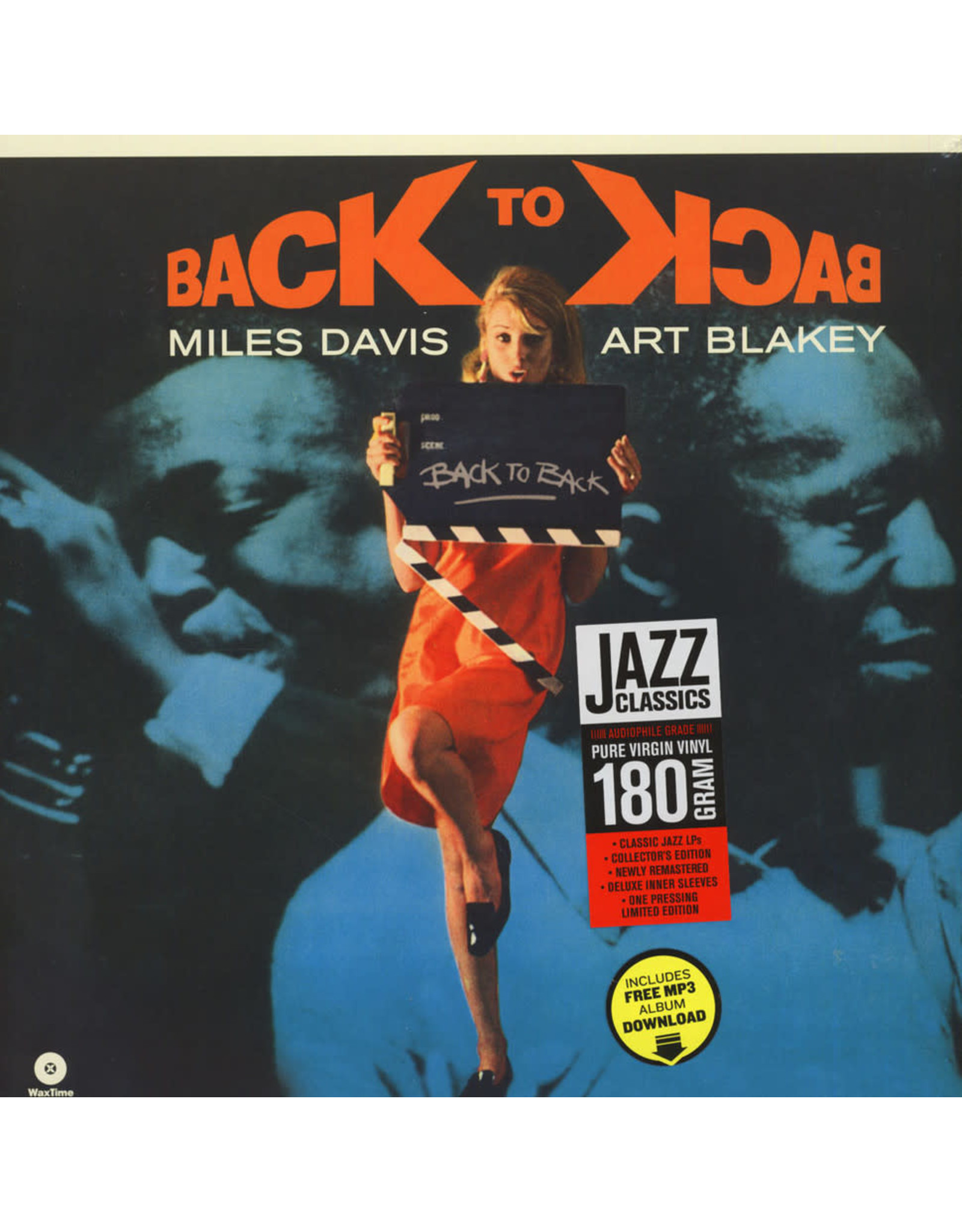 Vinyl Miles Davis - Back to Back.   Final Sale