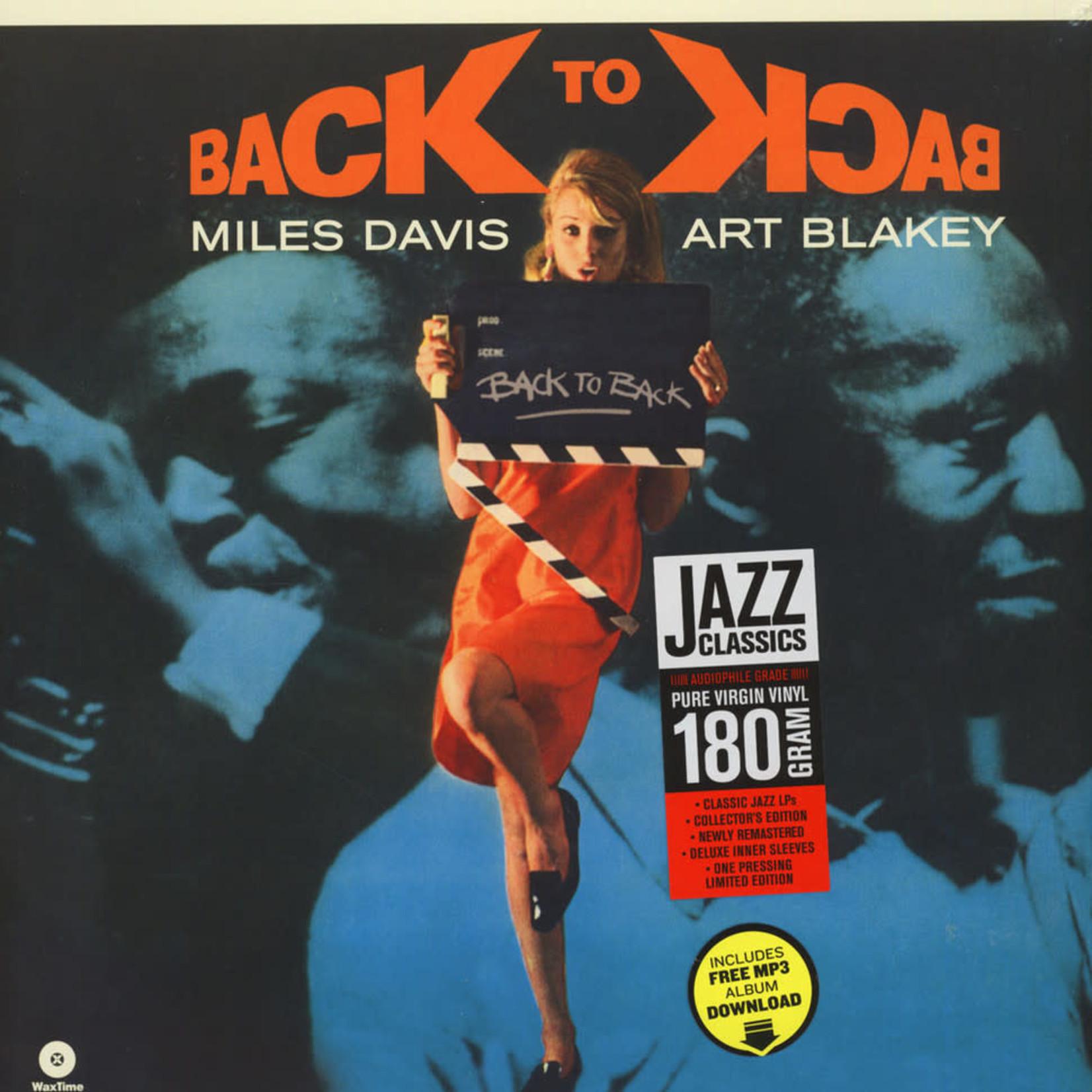 Vinyl Miles Davis - Back to Back