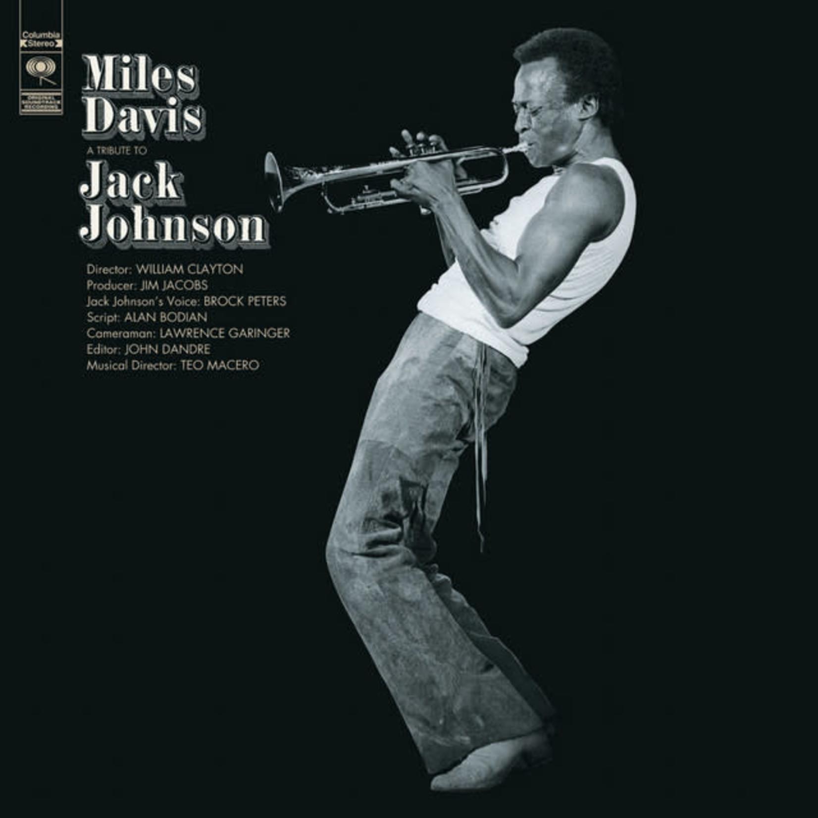 Vinyl Miles Davis - A Tribute To Jack Johnson