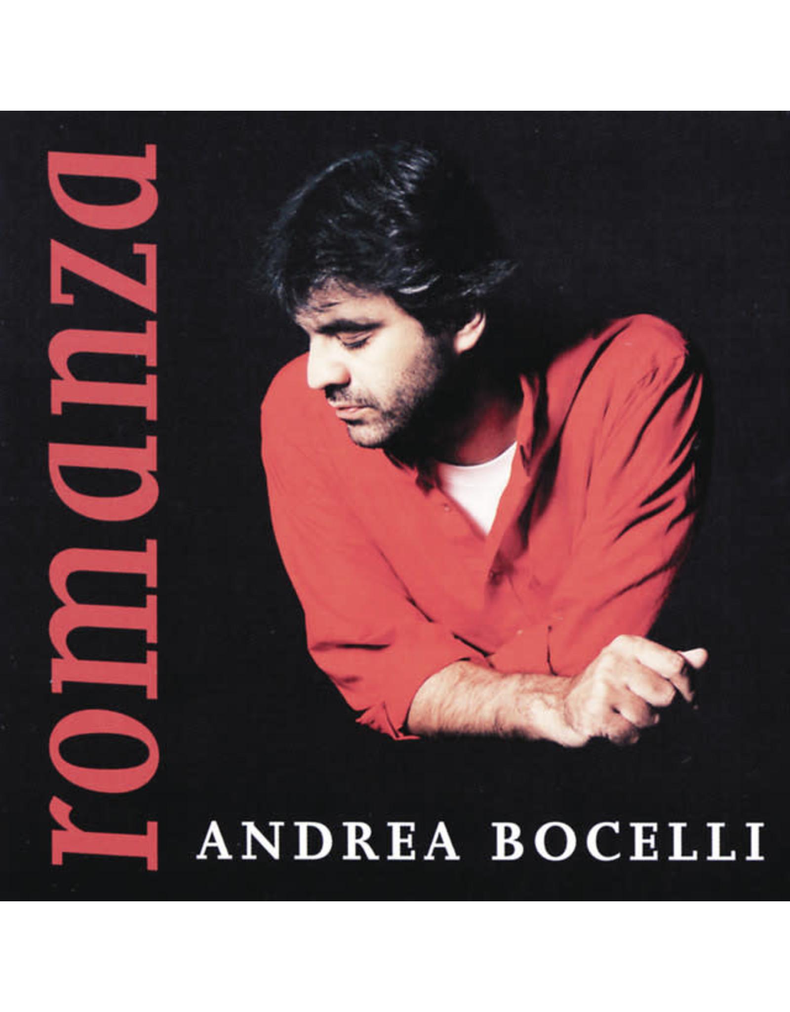 Vinyl Andrea Bocelli - Romanza