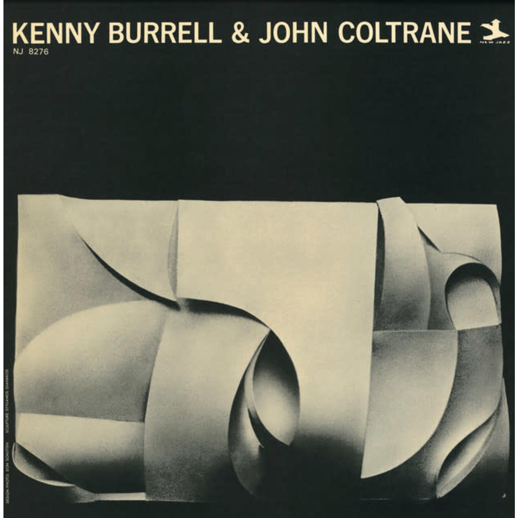 Vinyl John Coltrane - With Kenny Burrell