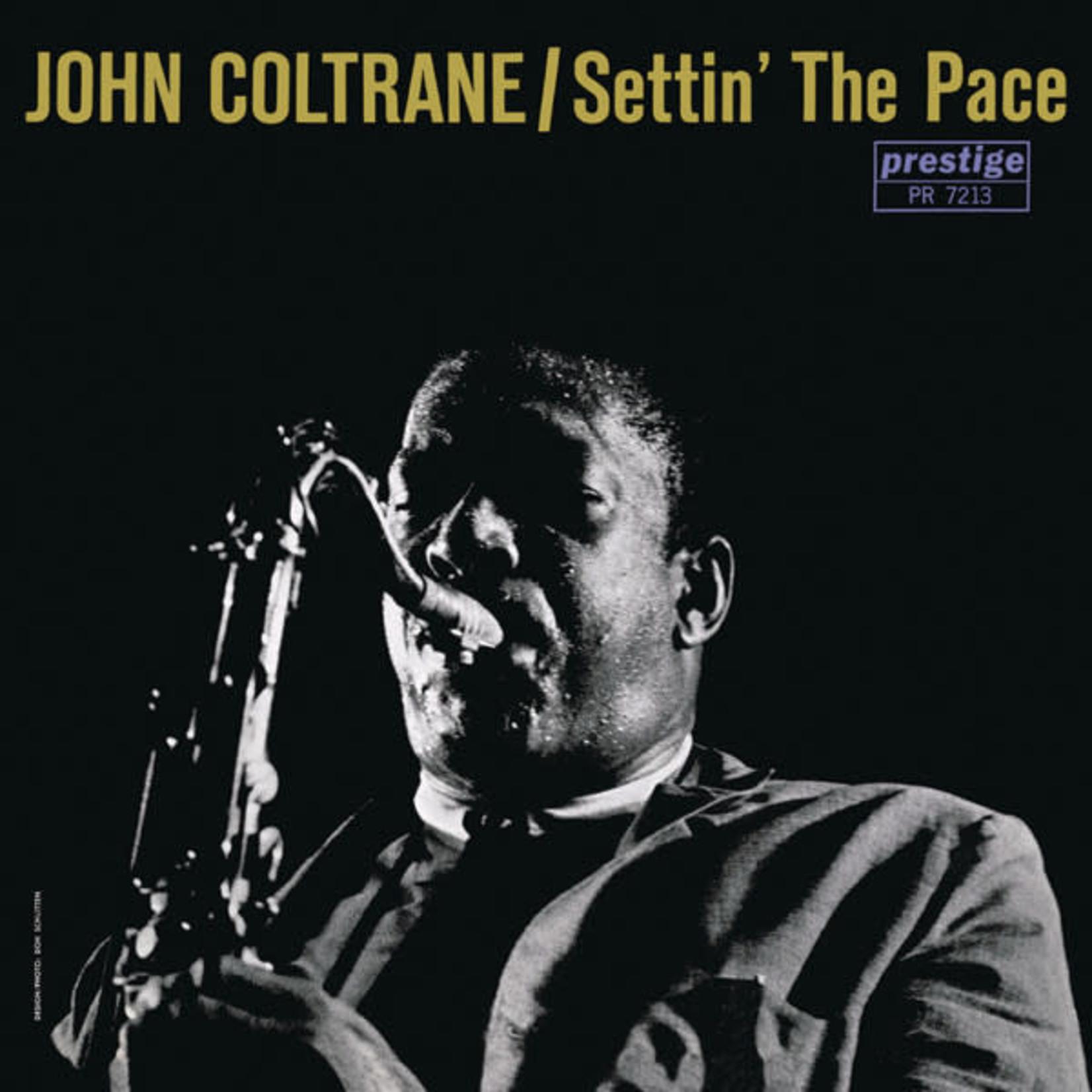 Vinyl John Coltrane - Settin' The Place