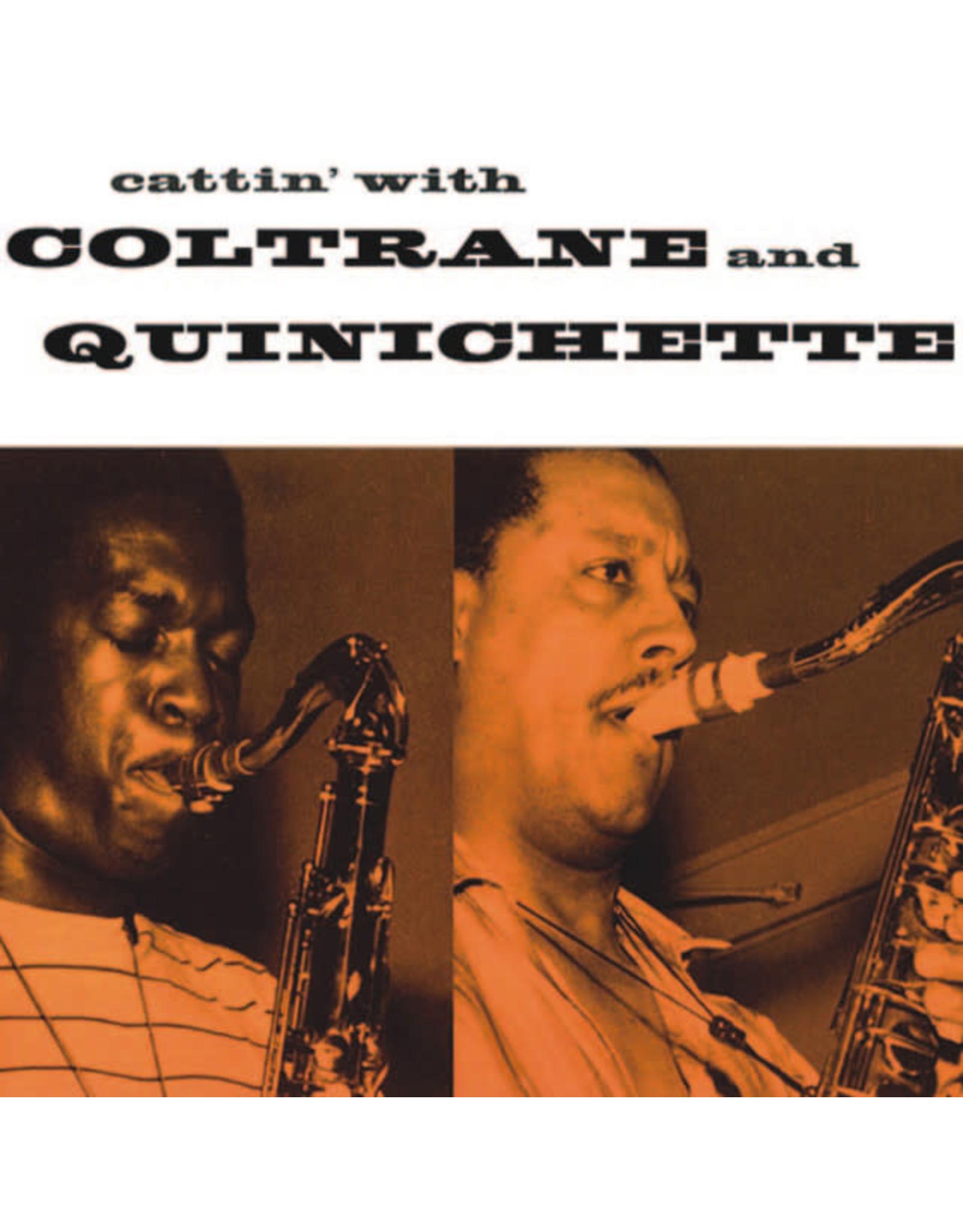 Vinyl John Coltrane - Cattin' With Coltrane and Quinichette.    Final Sale