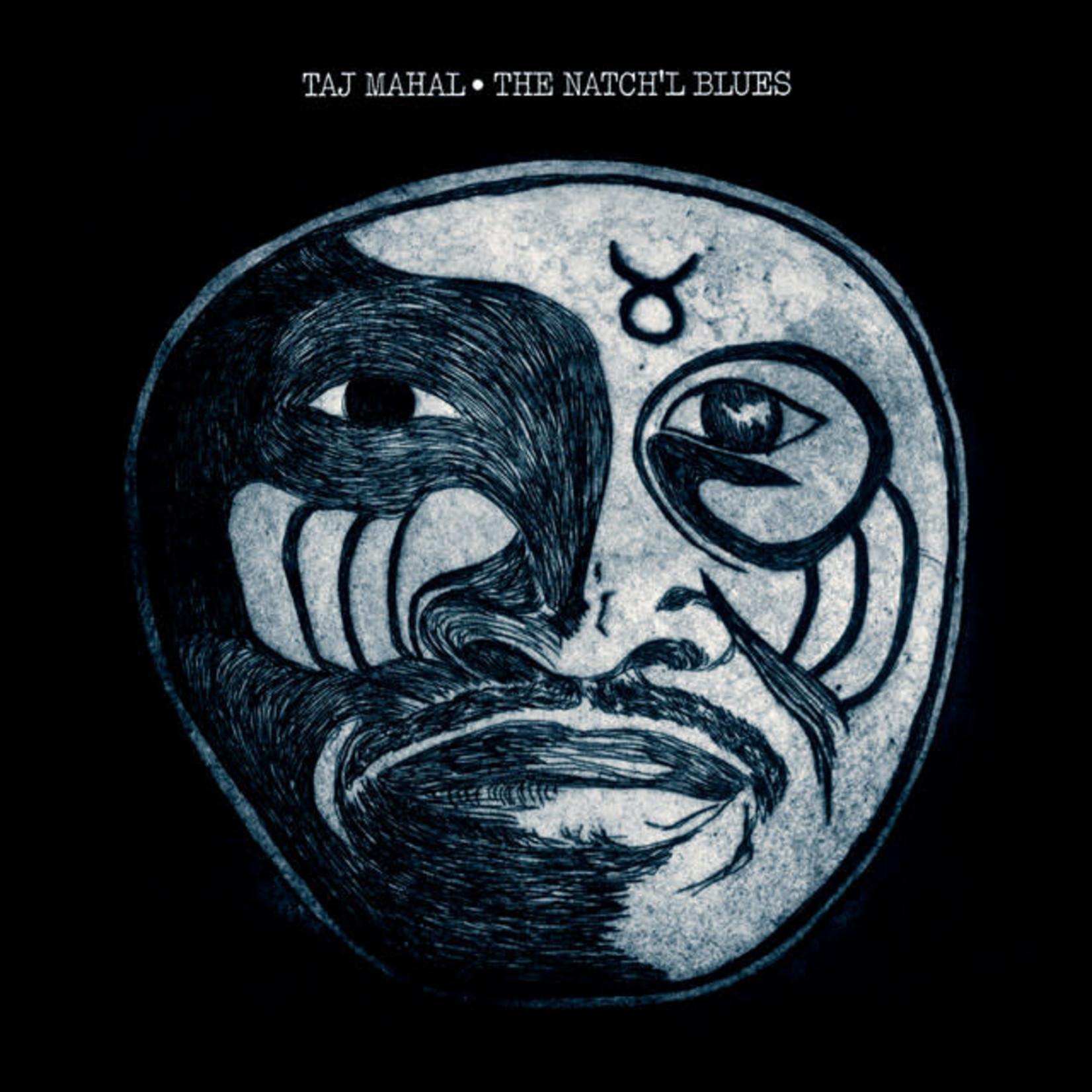 Vinyl Taj Mahal - The Natch'l Blues