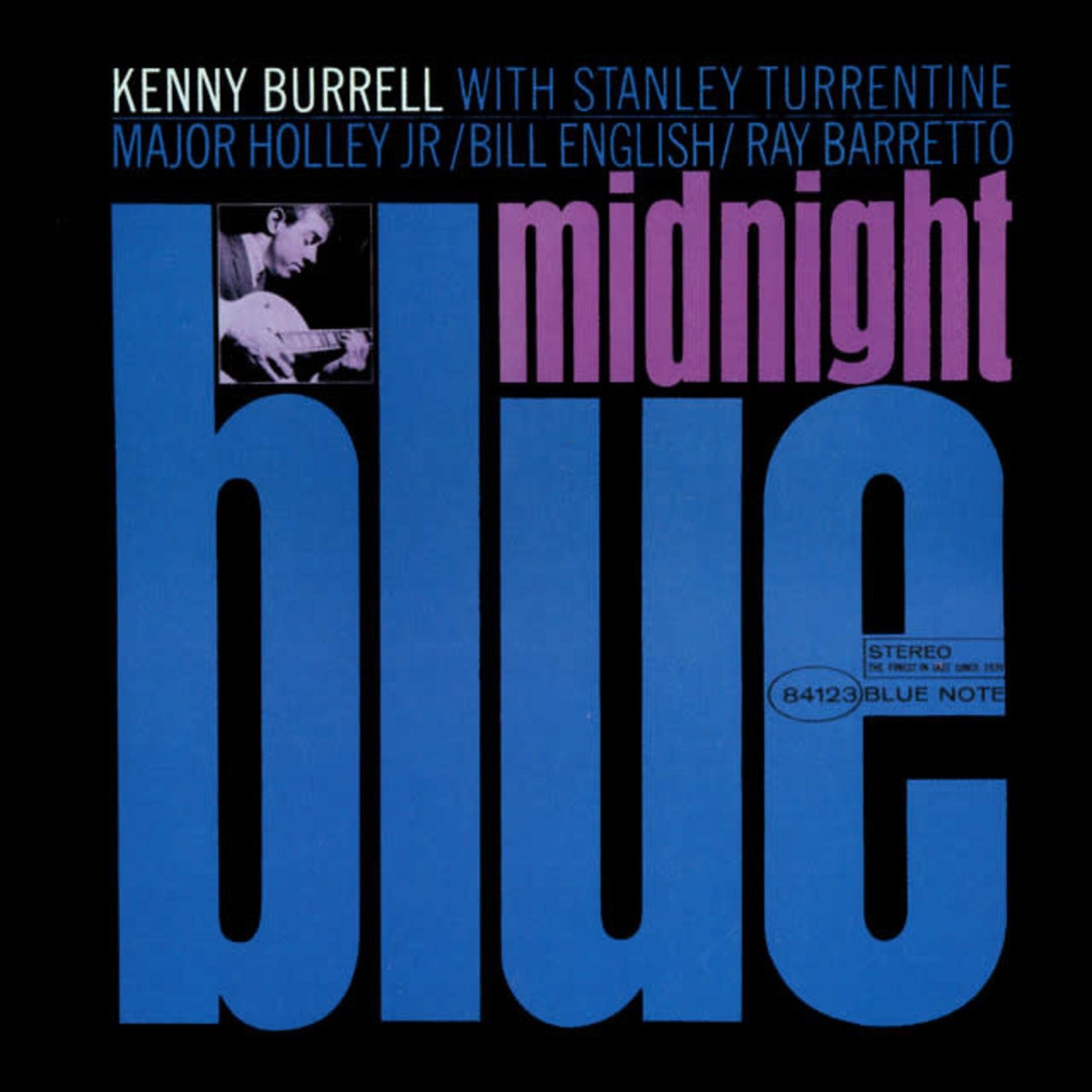 Vinyl Kenny Burrell - Midnight Blue