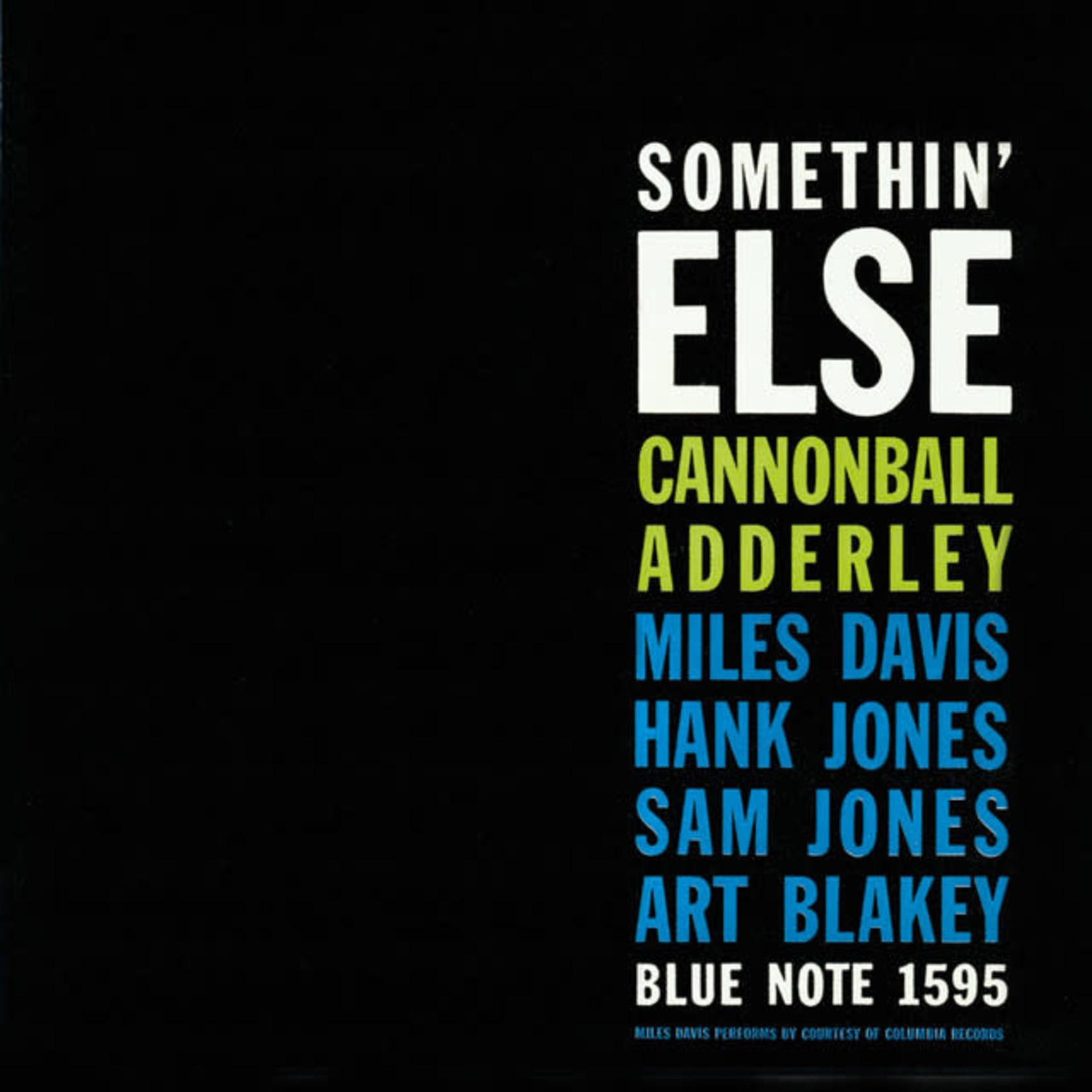 Vinyl Cannonball Adderley - Somethin' Else