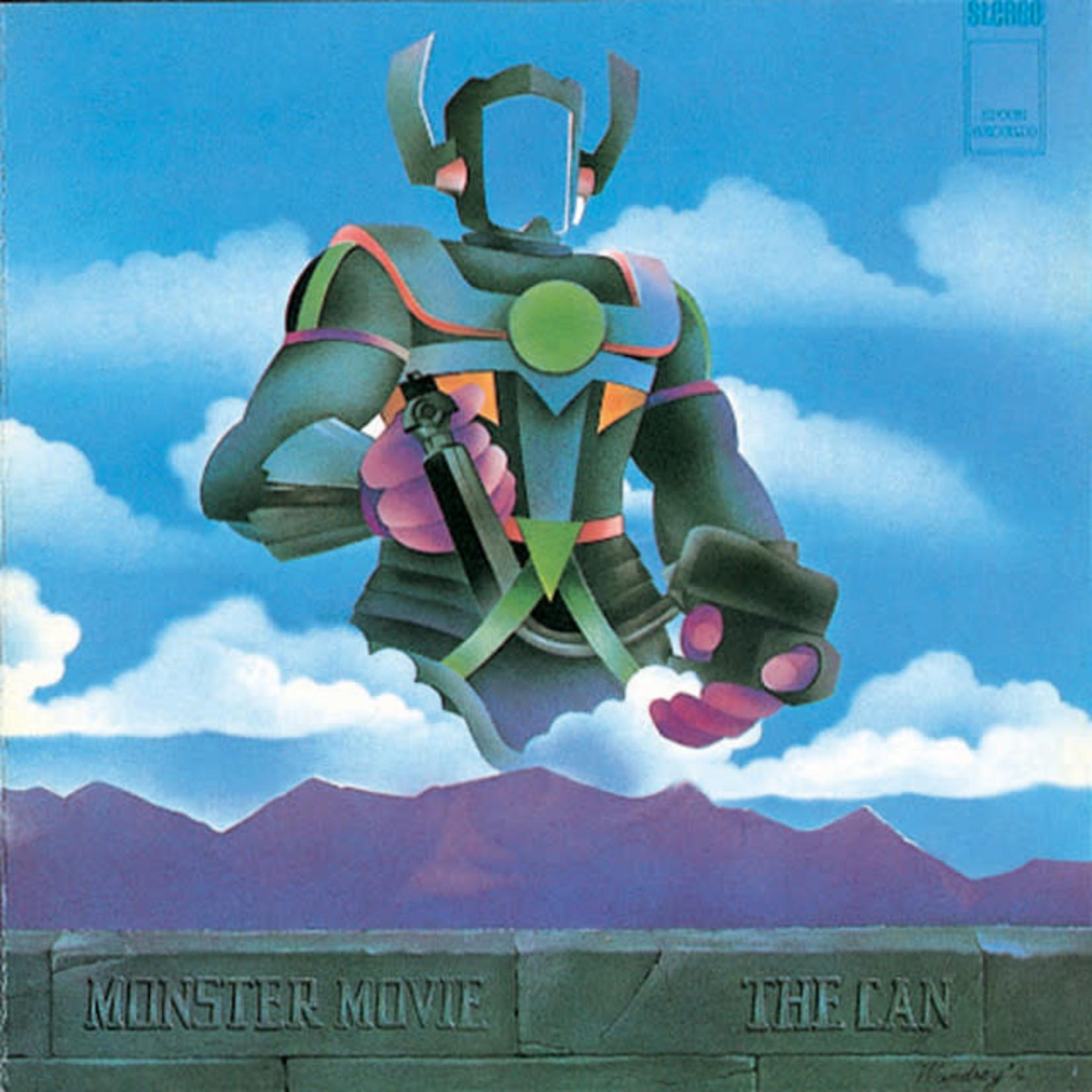 Vinyl Can  Monster Movie