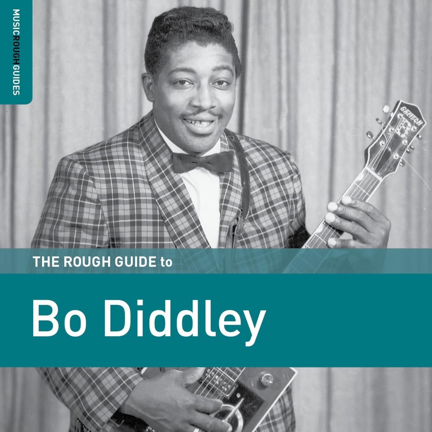 Vinyl Bo Diddley - Rough Guide.   Final Sale