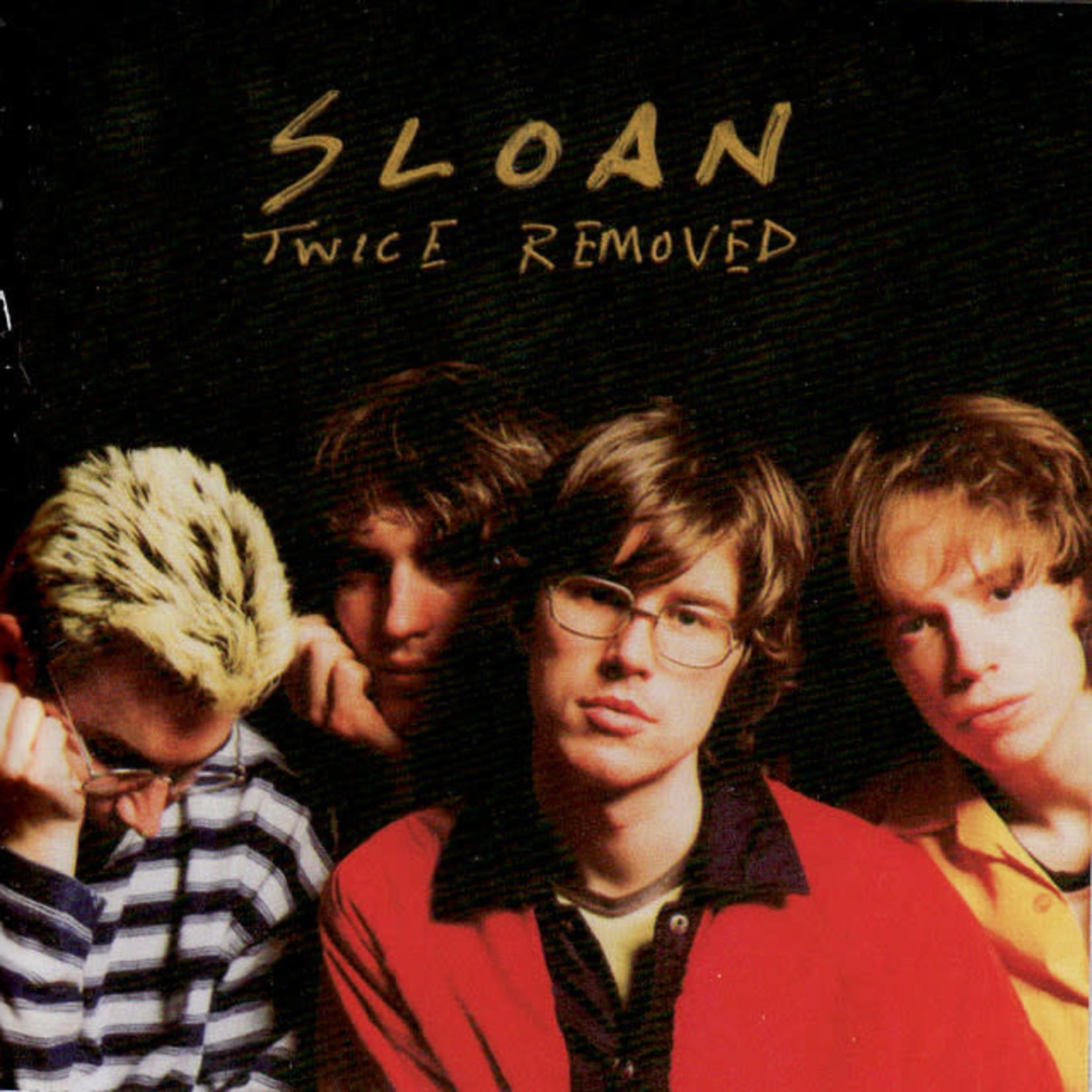 Vinyl Sloan - Twice Removed