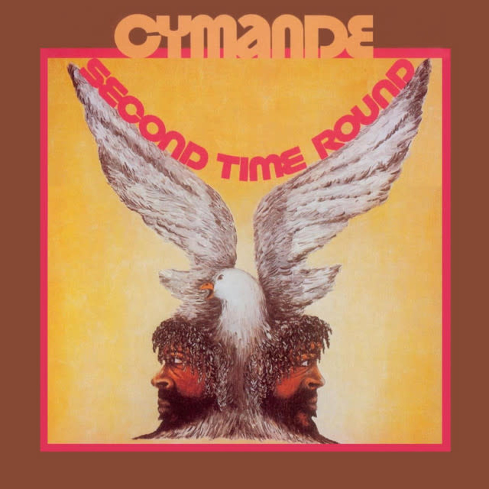 Vinyl Cymande - Second Time Around