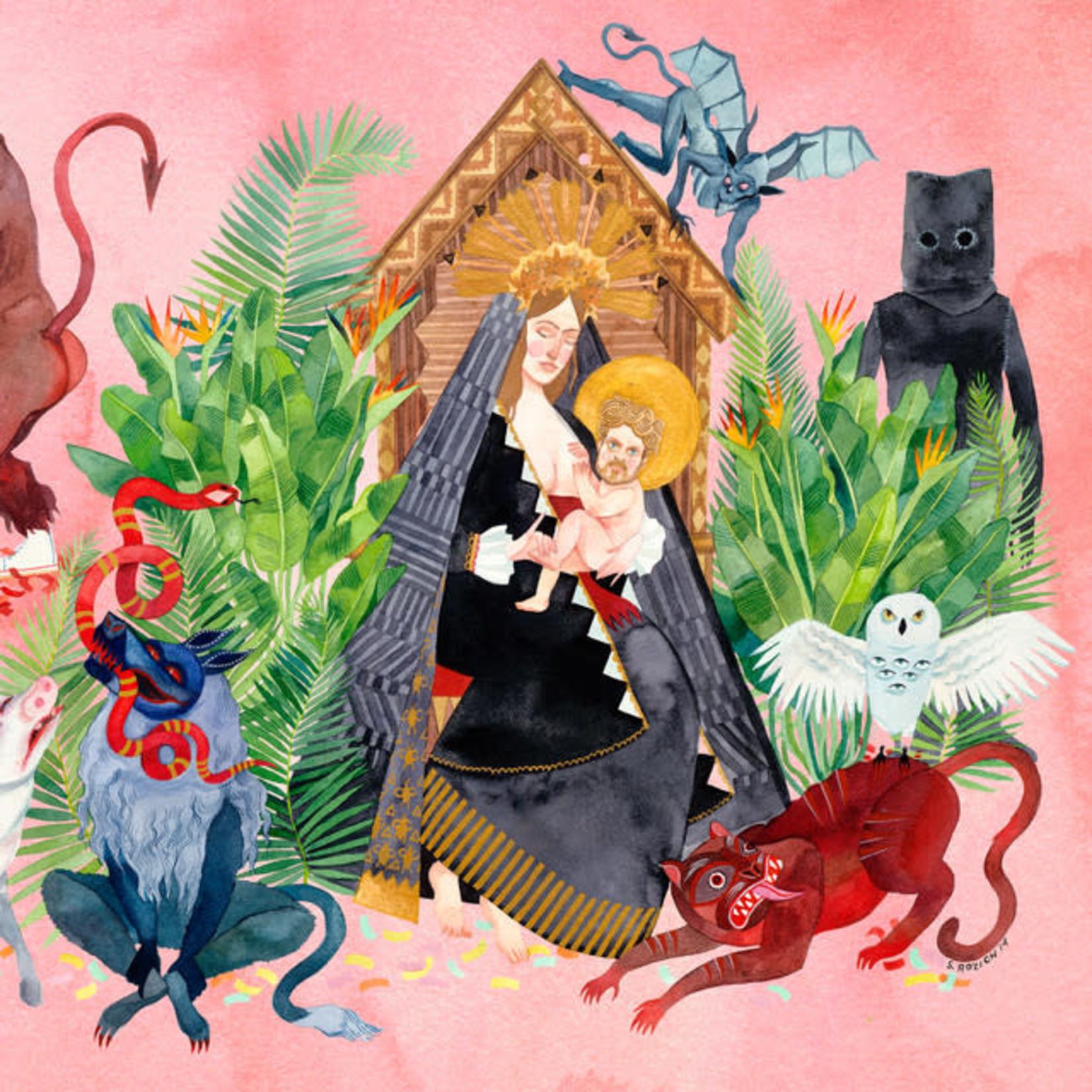 Vinyl Father John Misty - I Love You Honeybear