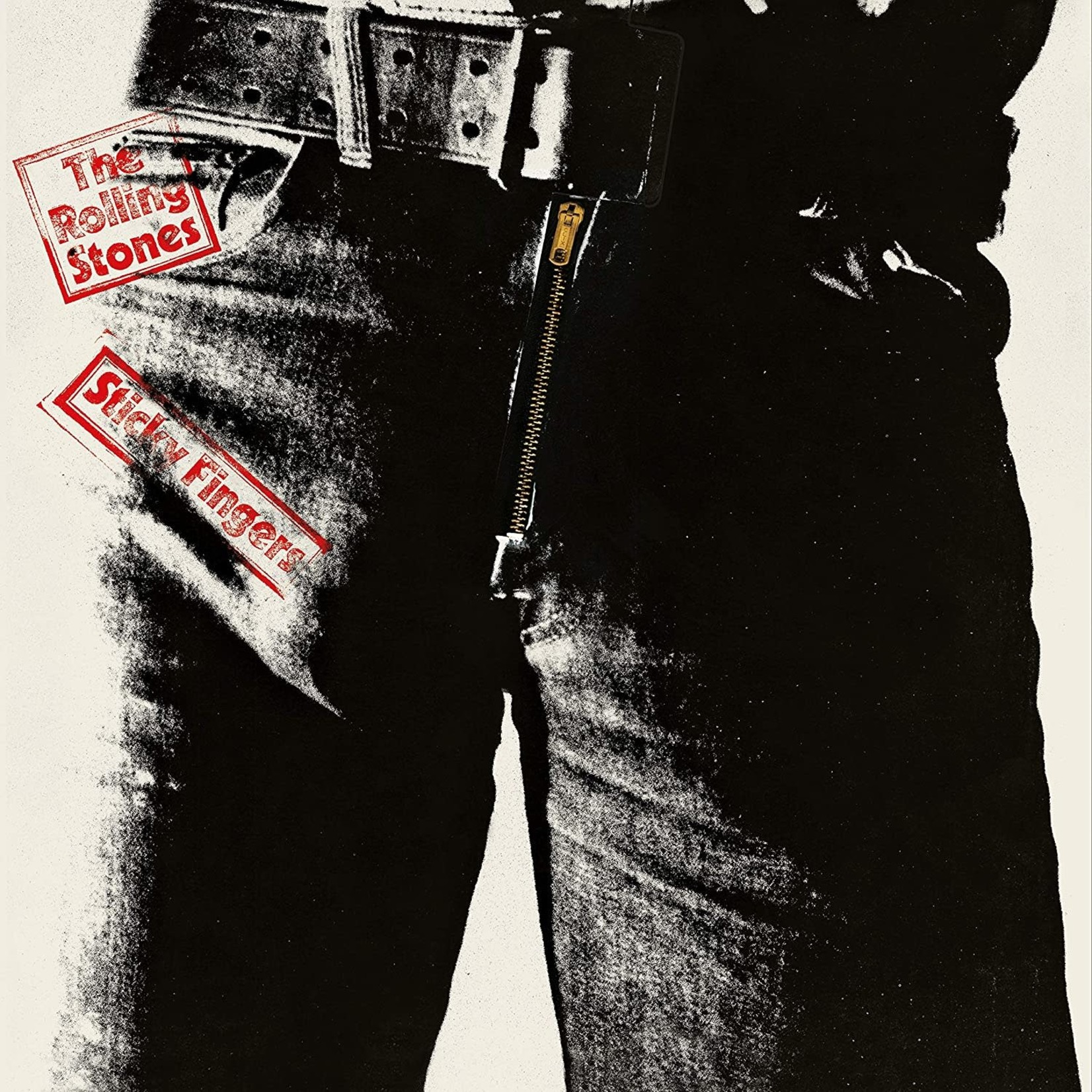 Vinyl The Rolling Stones - Sticky Fingers (Half Speed Mastered)