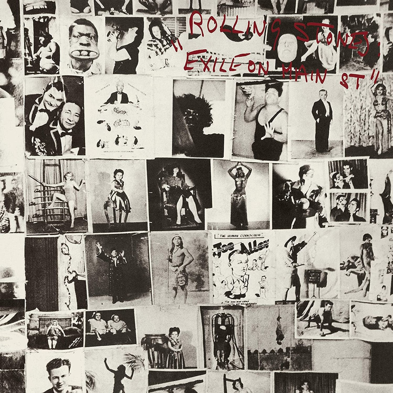 Vinyl The Rolling Stones - Exile On Main St. (Half Speed Mastered)
