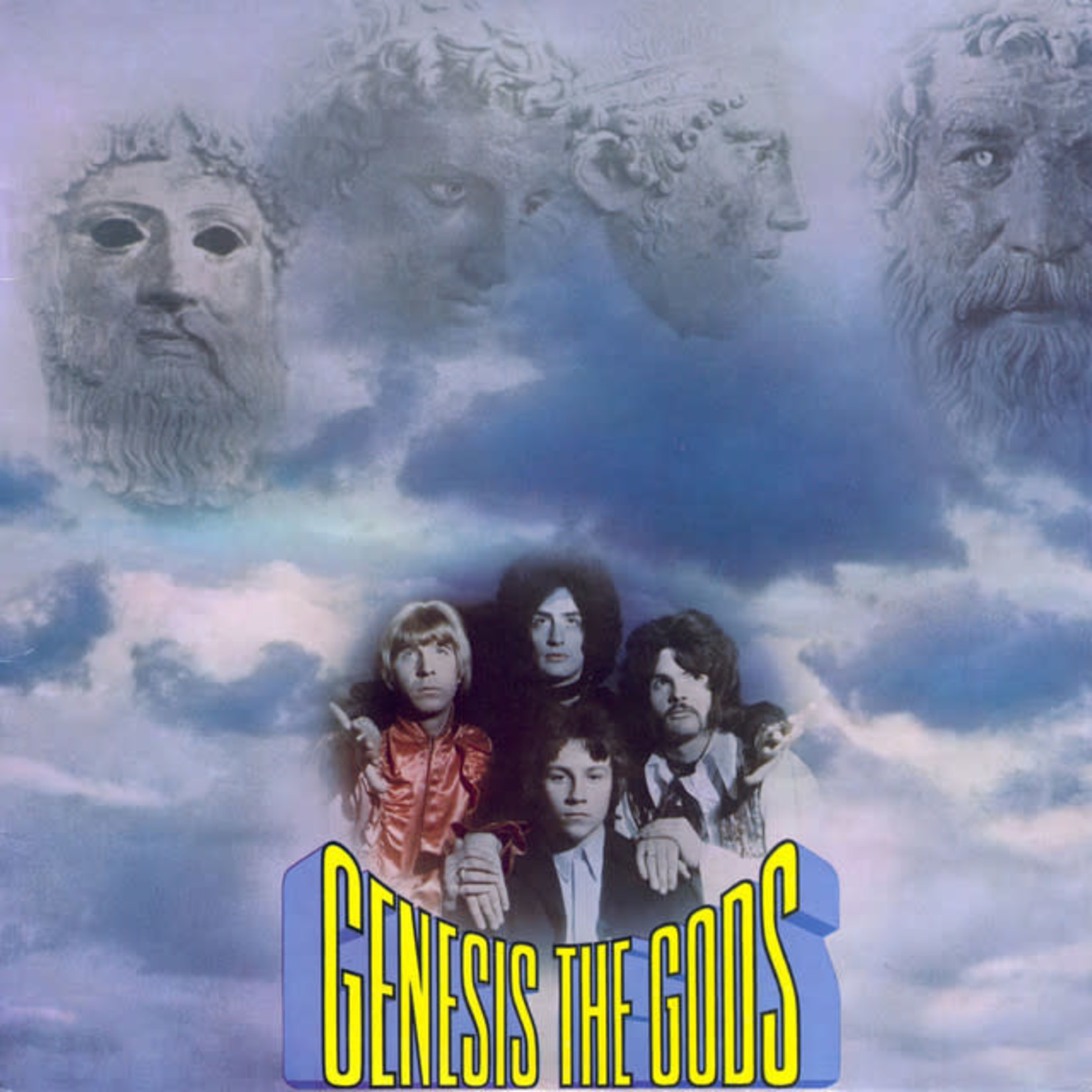 Vinyl The Gods - Genesis