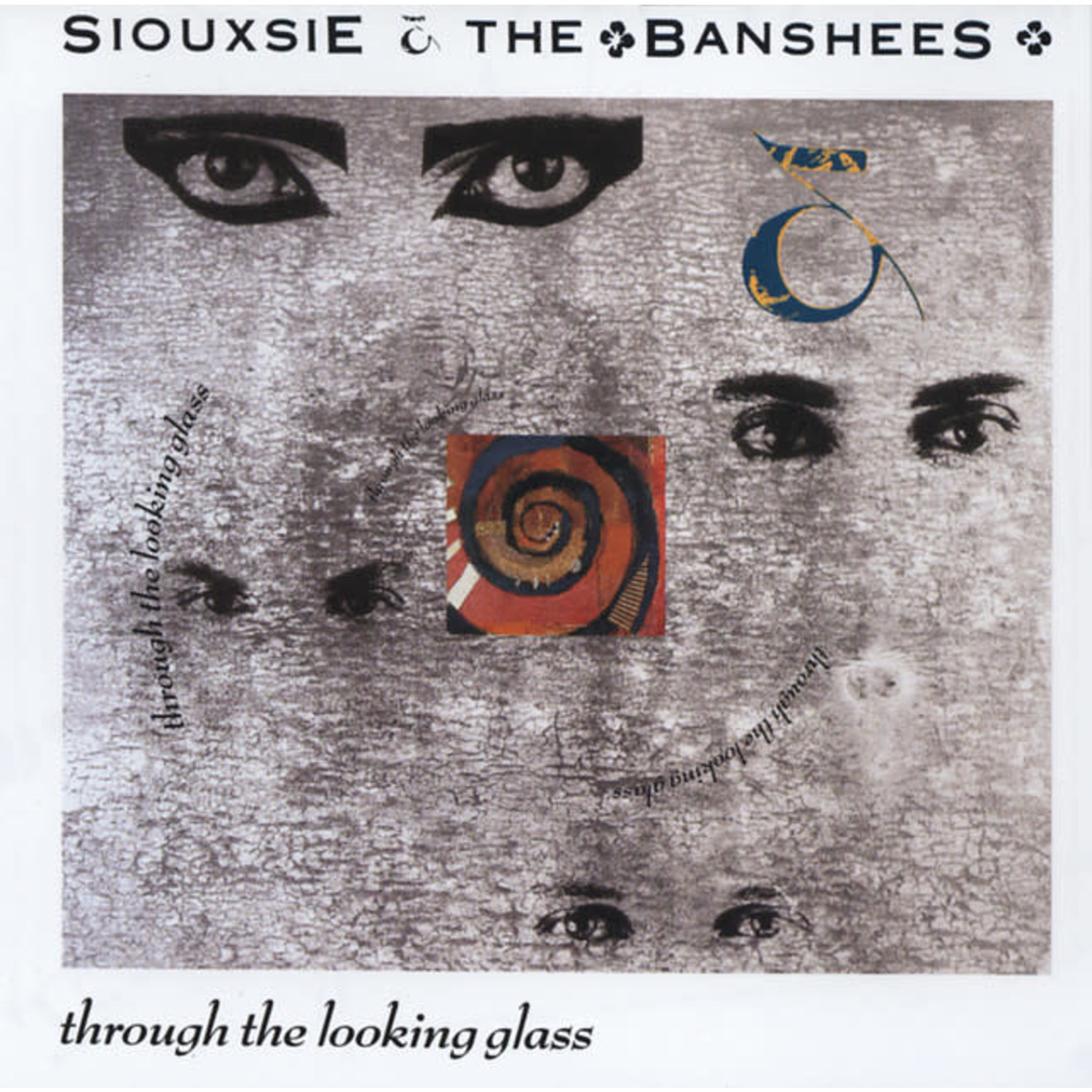Vinyl Siouxsie & The Banshees - Through The Looking Glass
