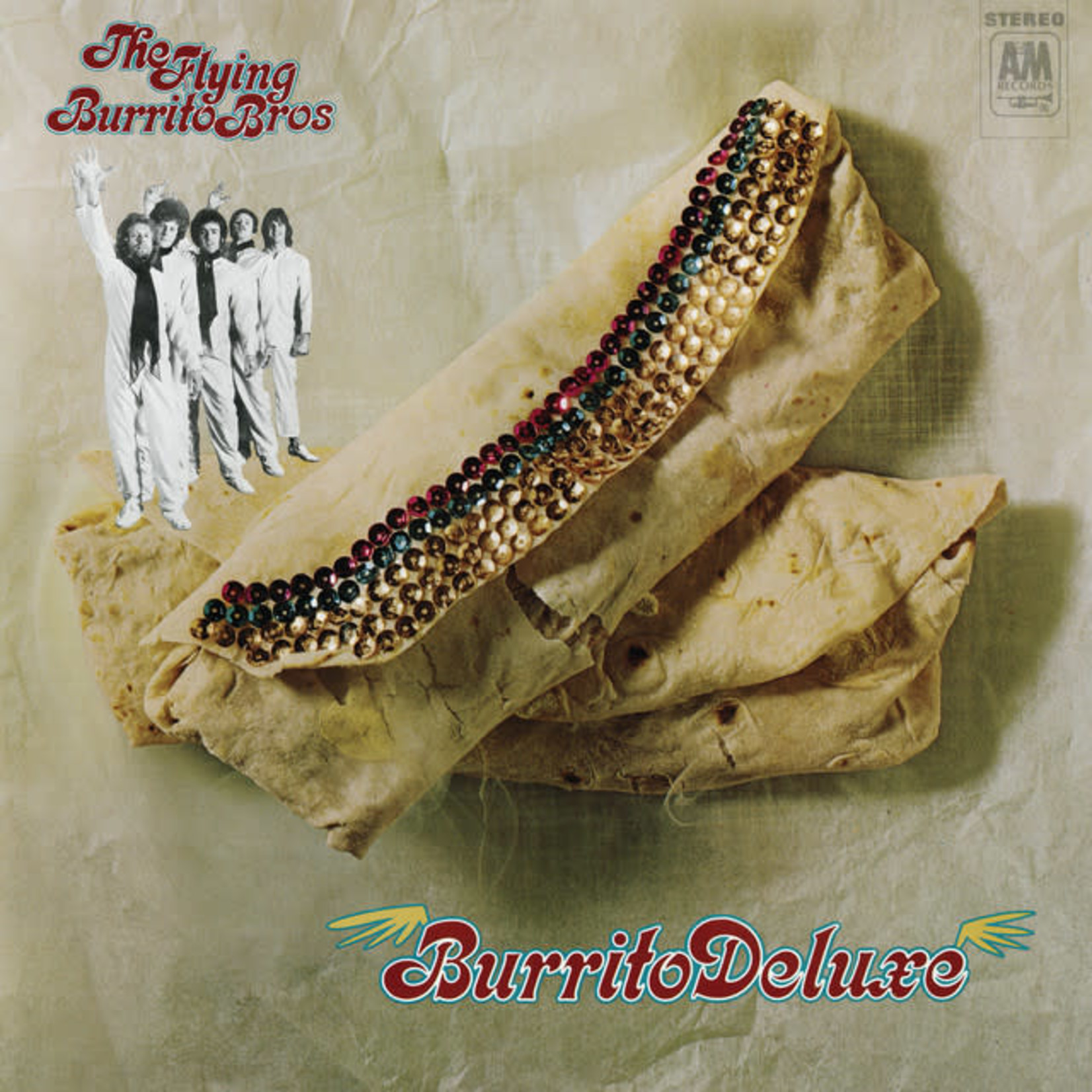 Vinyl The Flying Burrito Bros - Burrito Deluxe